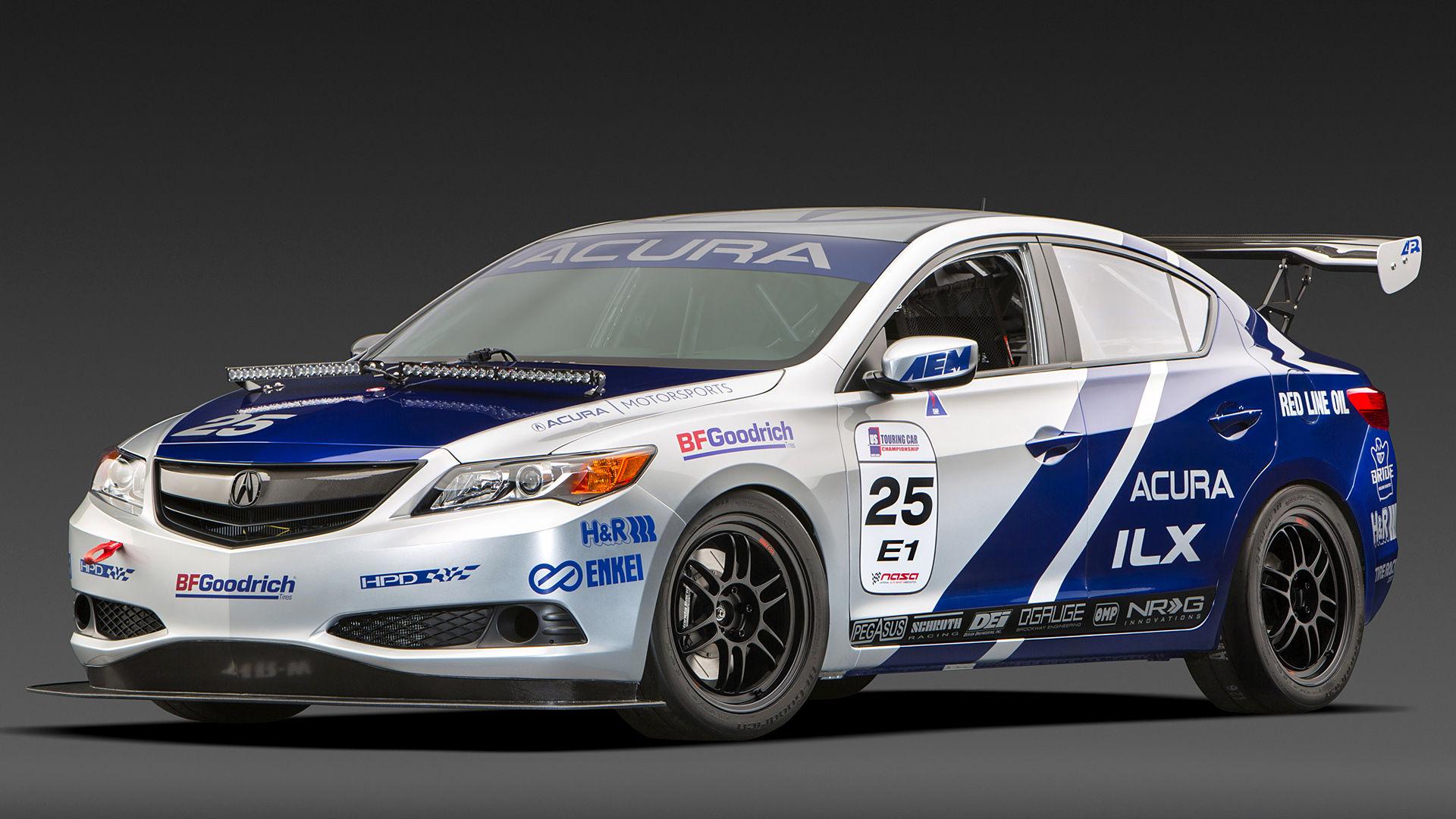 2012 Acura ILX Endurance Racer