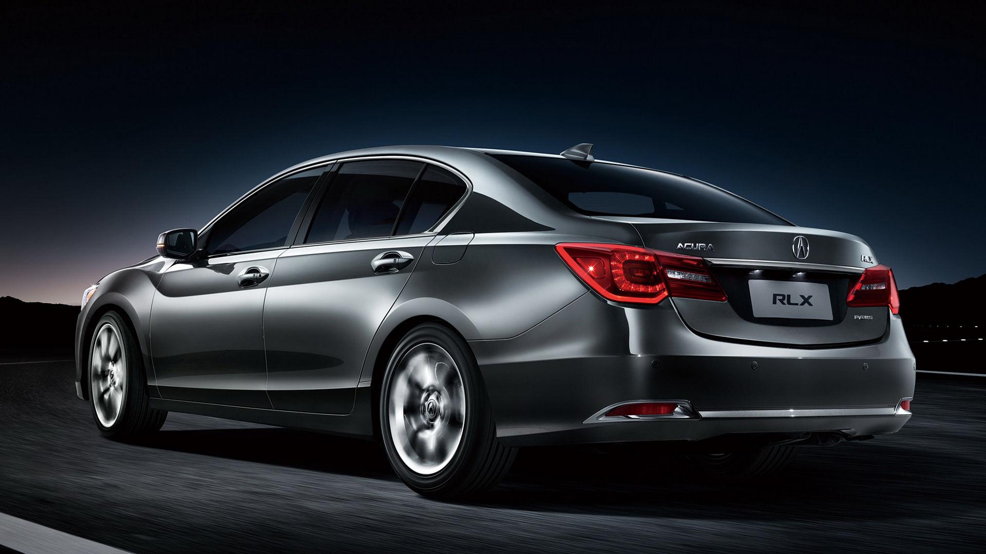 2013 Acura RLX CN-Spec