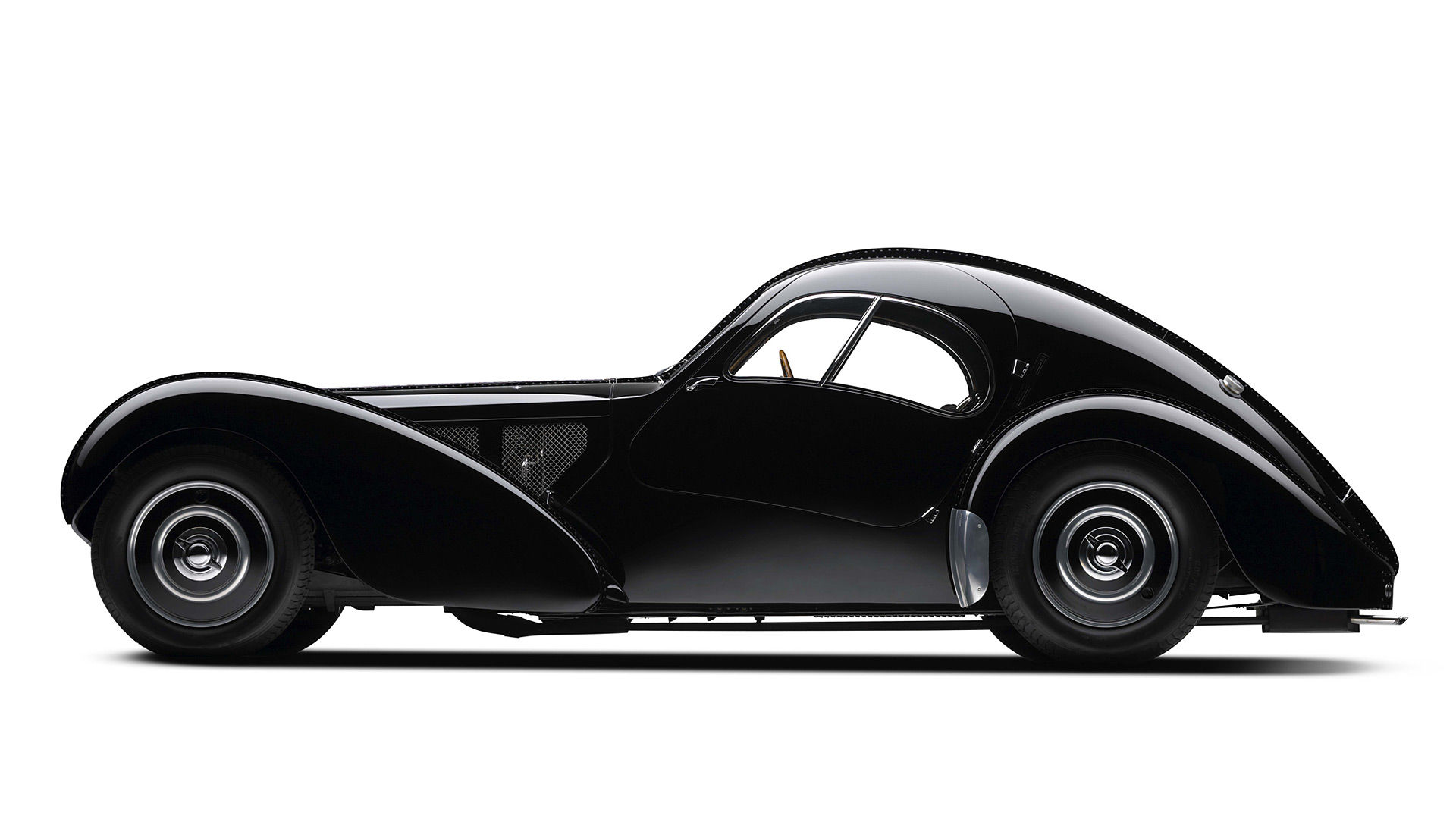 1936 Bugatti Type 57SC Atlantic Coupe