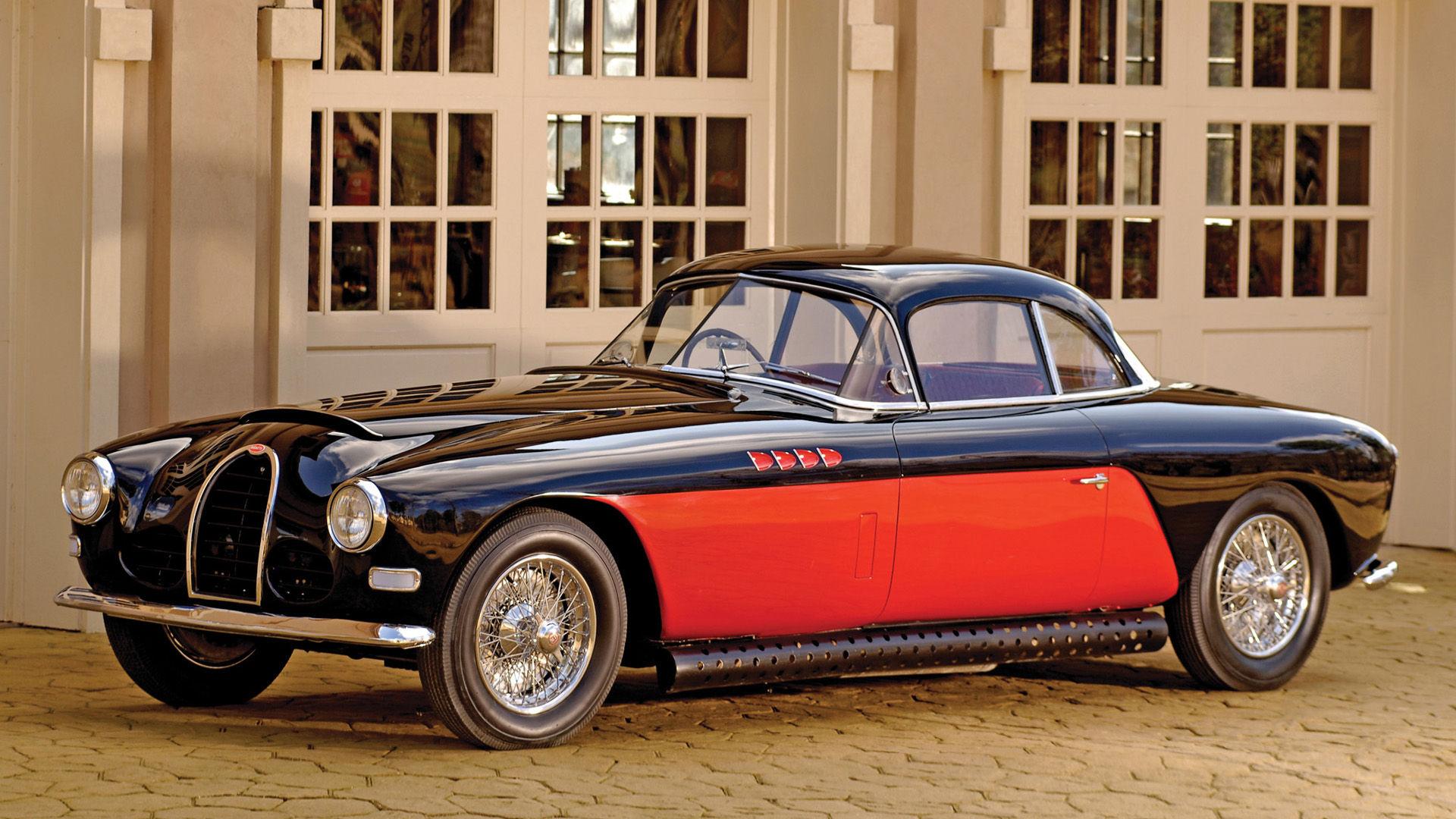 1951 Bugatti Type 101 Coupe