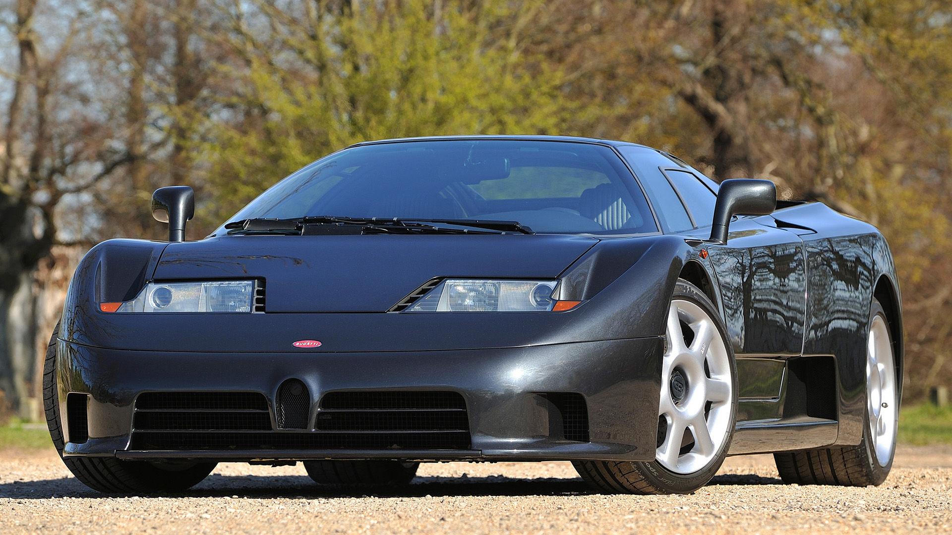 1992 Bugatti EB110 GT