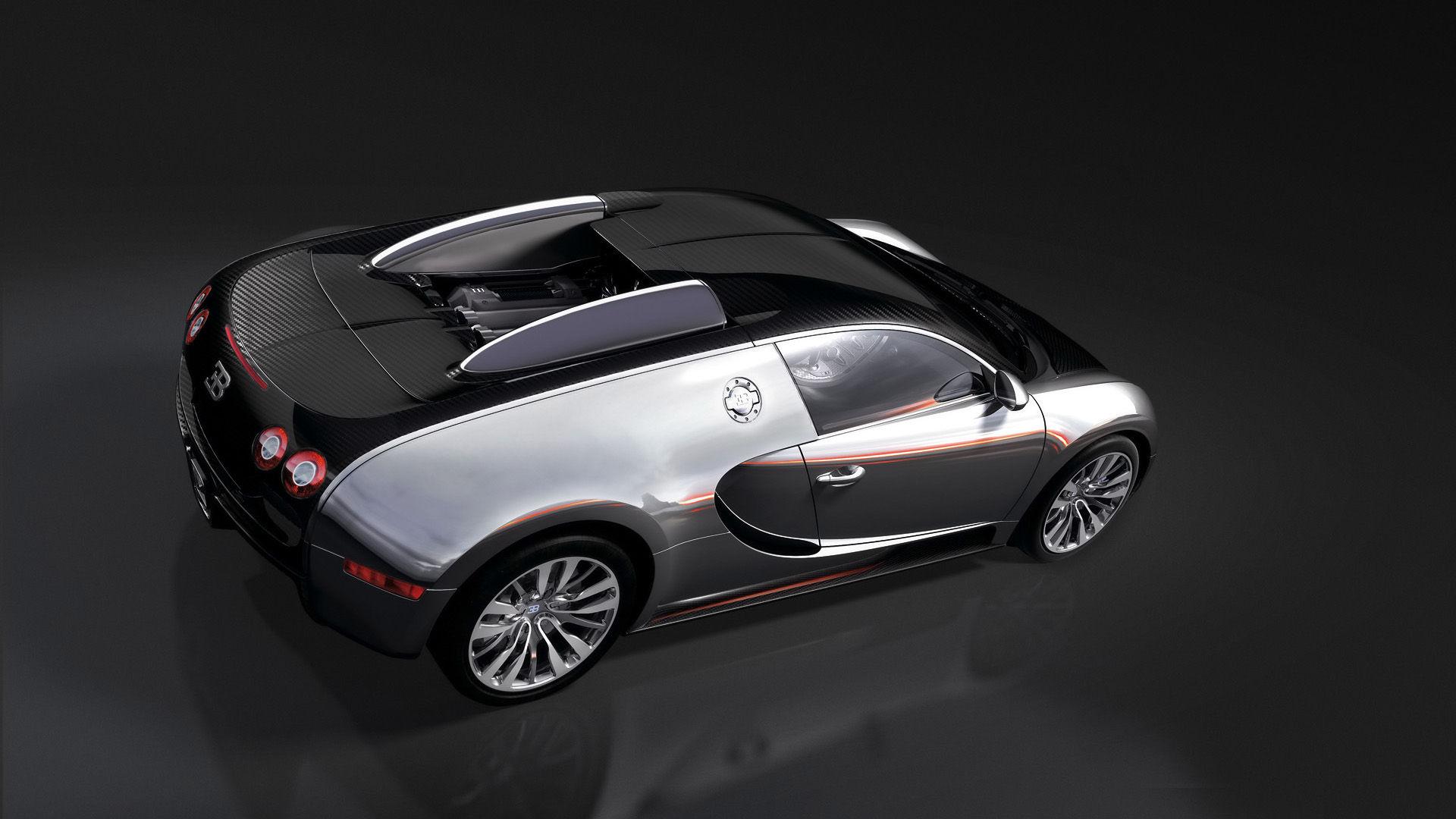 2008 Bugatti Veyron 16-4 Pur Sang