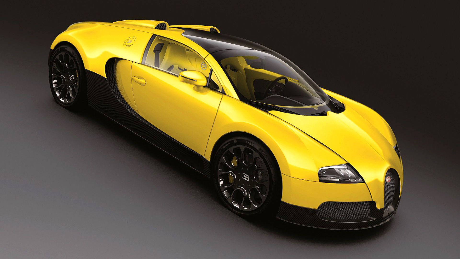 2011 Bugatti Veyron Grand Sport Limited Edition