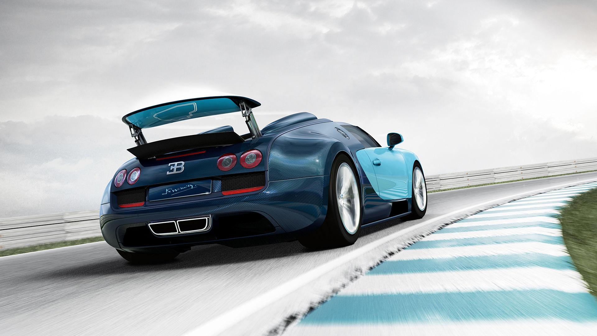 2013 Bugatti Veyron Jean-Pierre Wimille