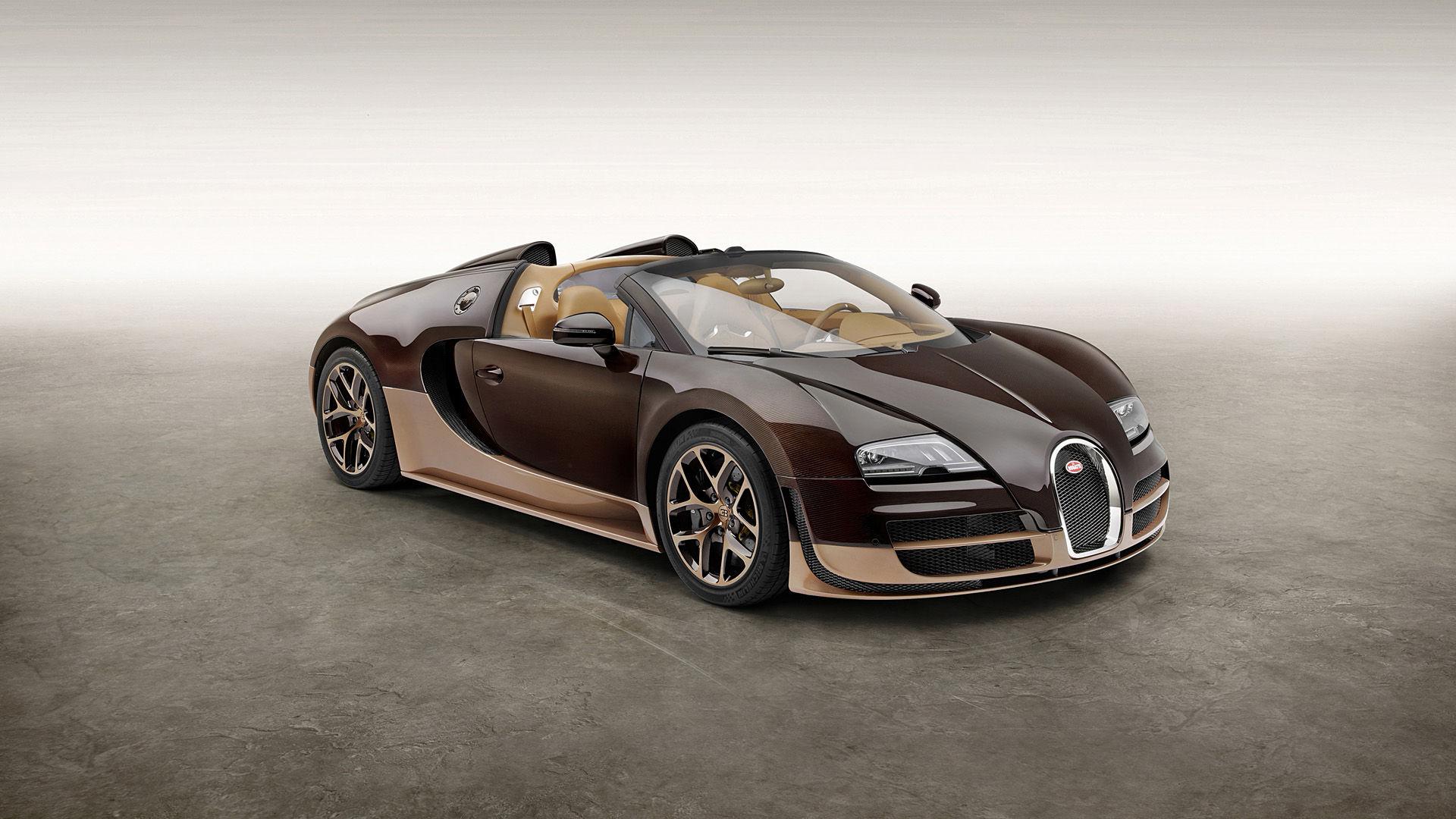 2014 Bugatti Veyron Rembrandt