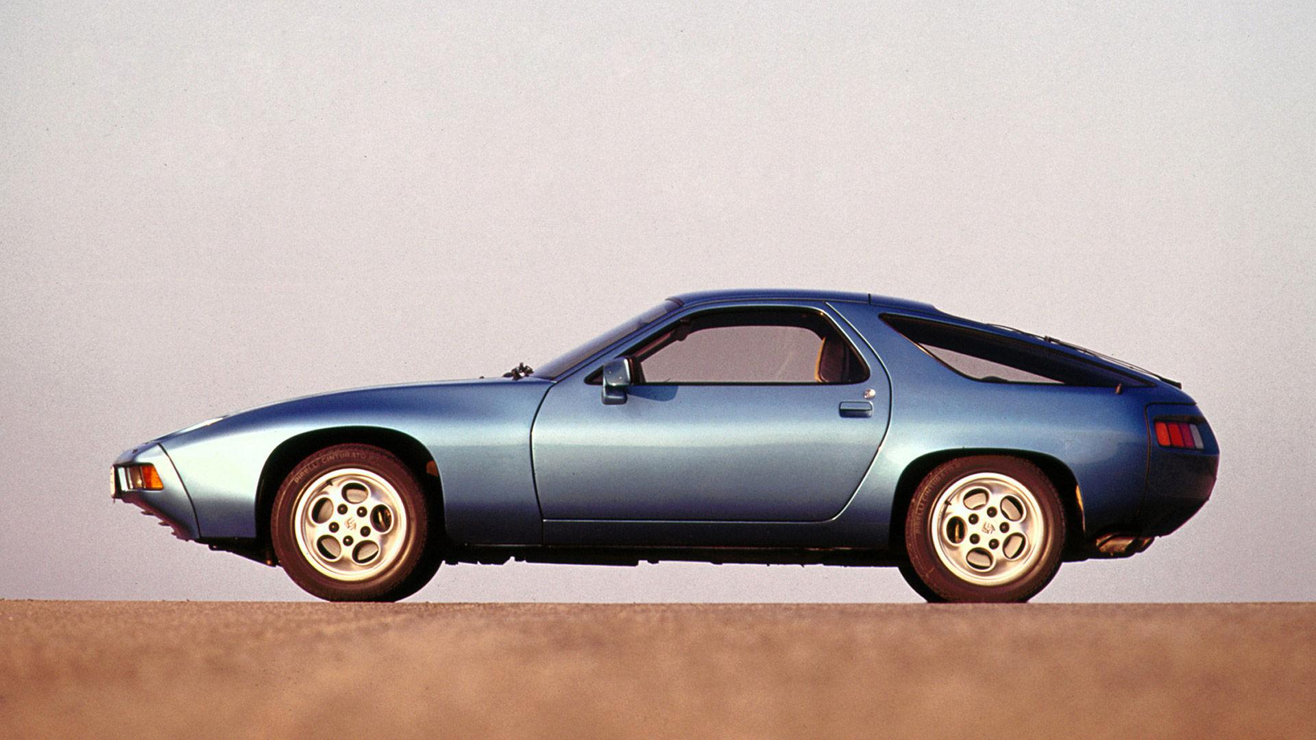 1977 Porsche 928