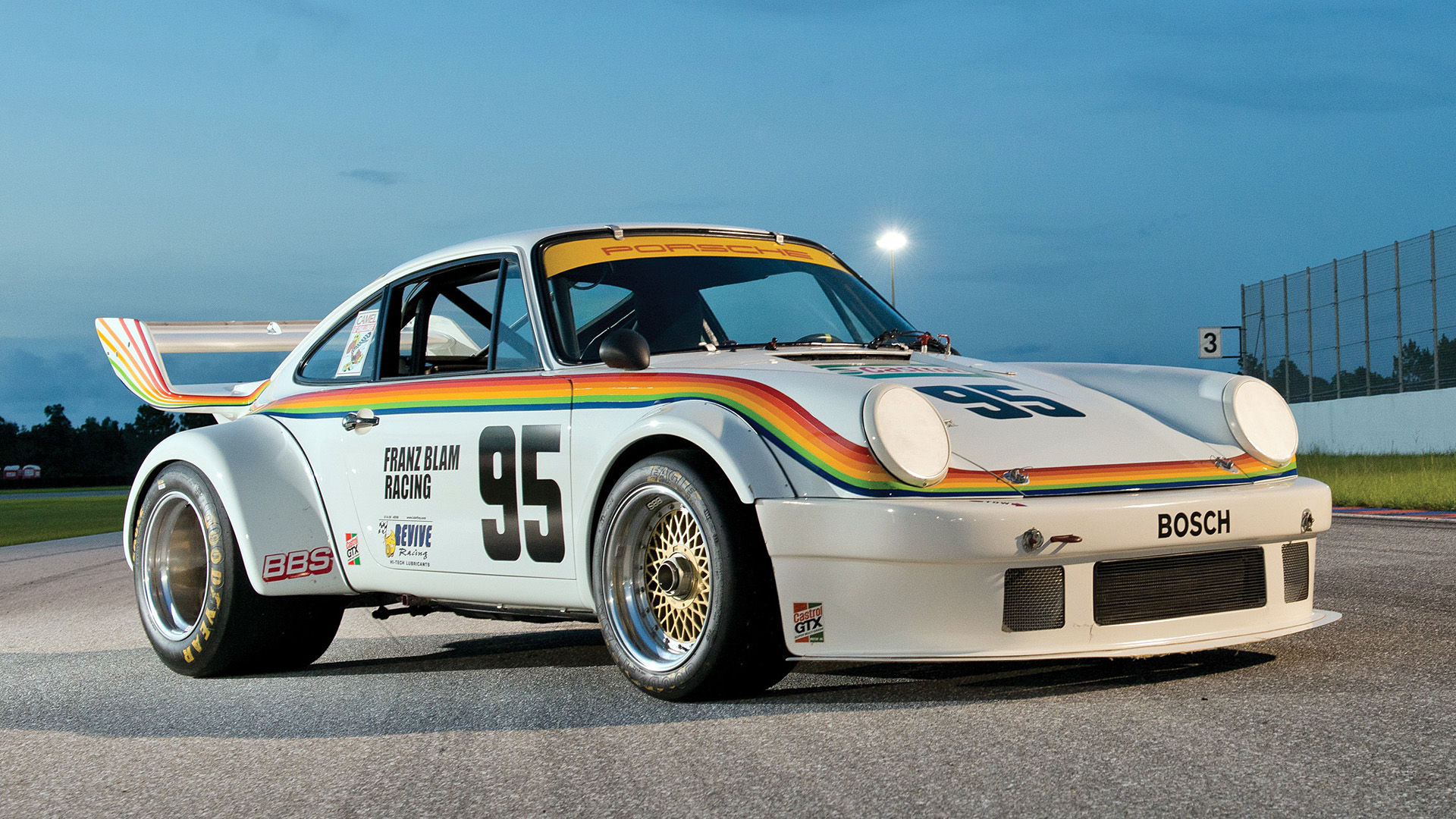 1977 Porsche 934 Turbo RSR