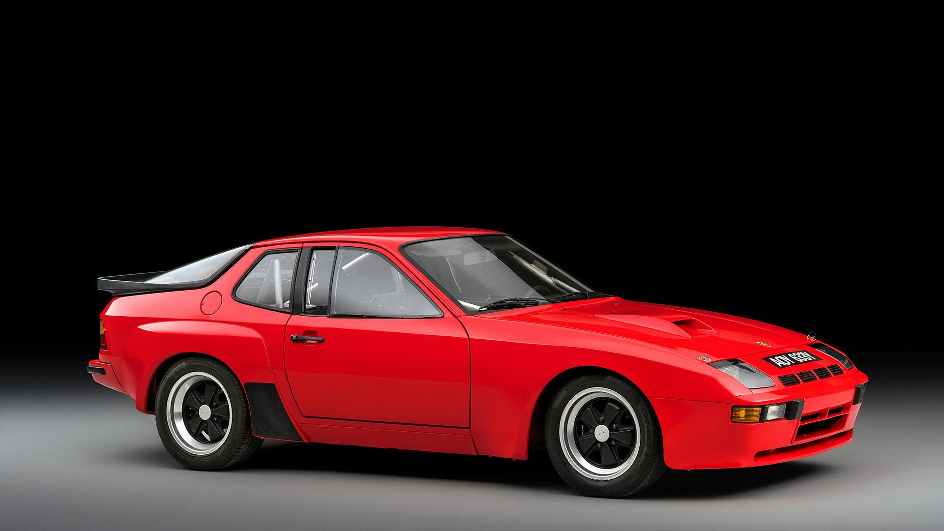 1981 Porsche 924 Carrera GTS