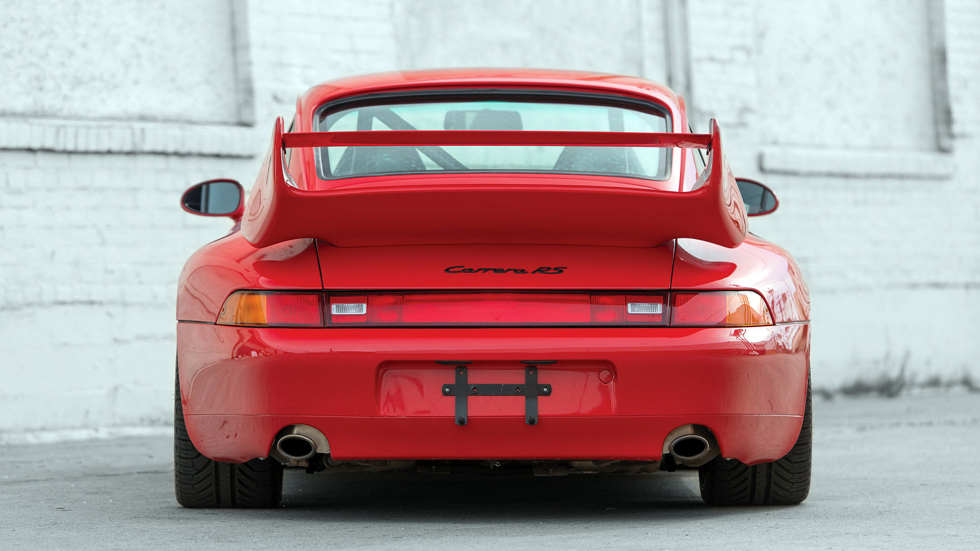 1995 Porsche 911 Carrera RS Clubsport