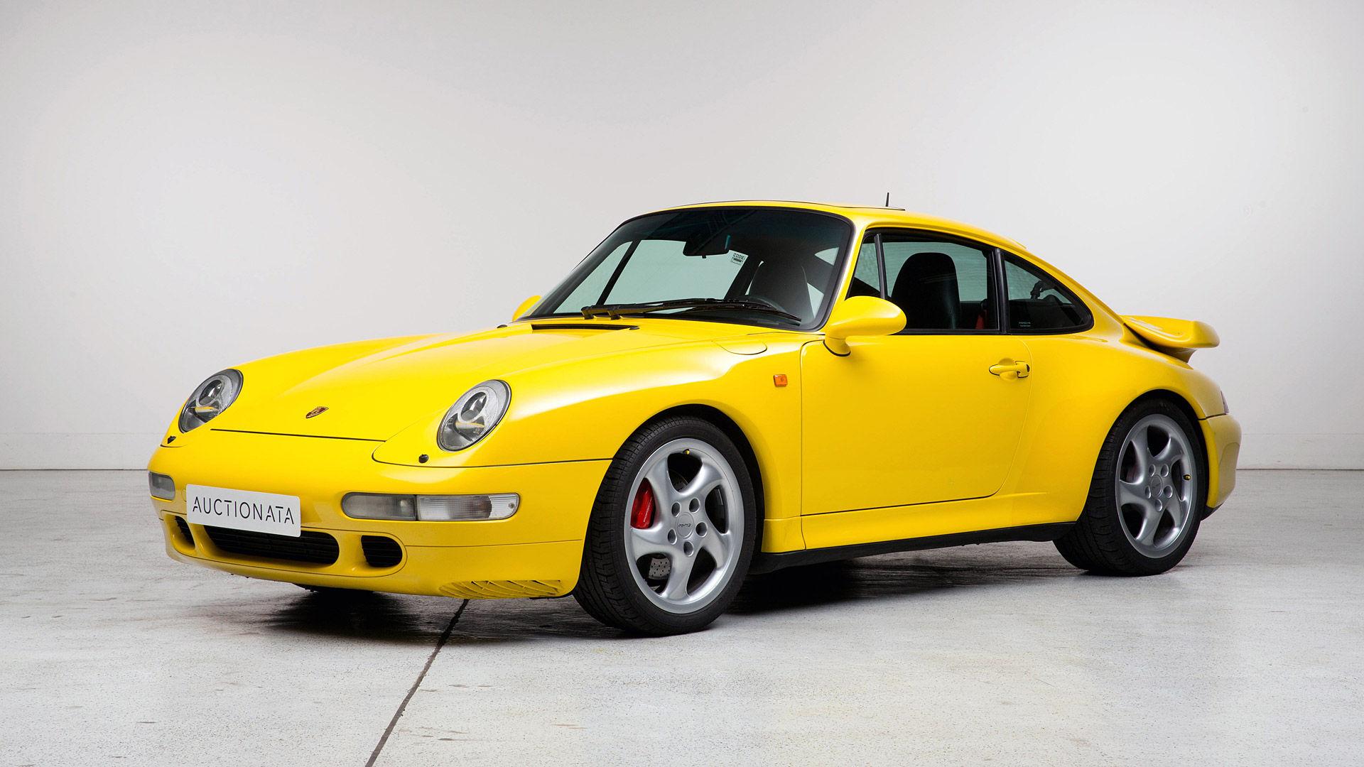 1995 Porsche 911 Turbo 3.6 Coupe