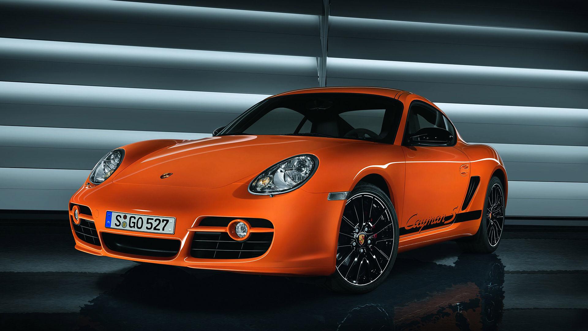 2009 Porsche Cayman S Sport