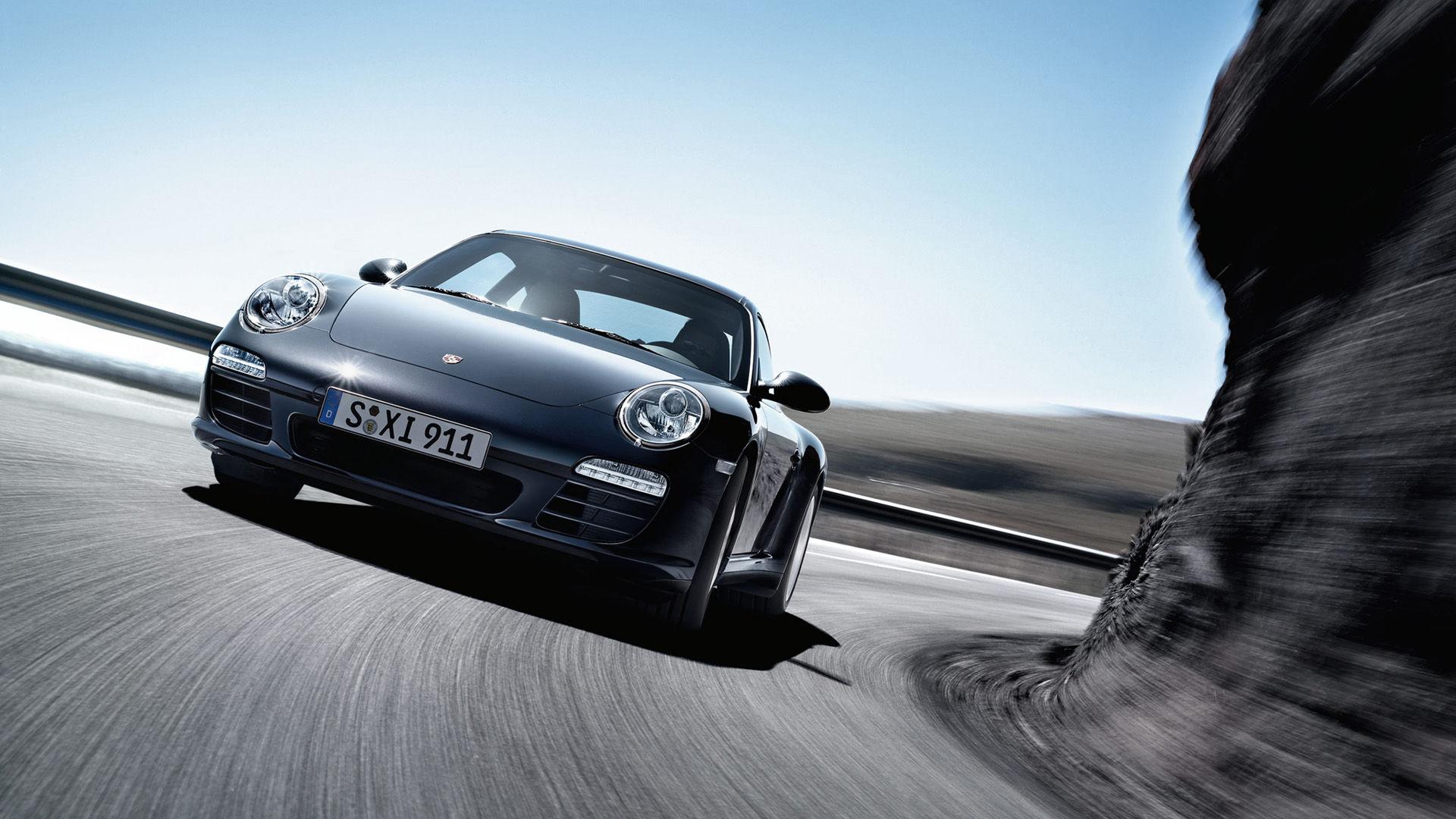 2010 Porsche 911 Carrera 4