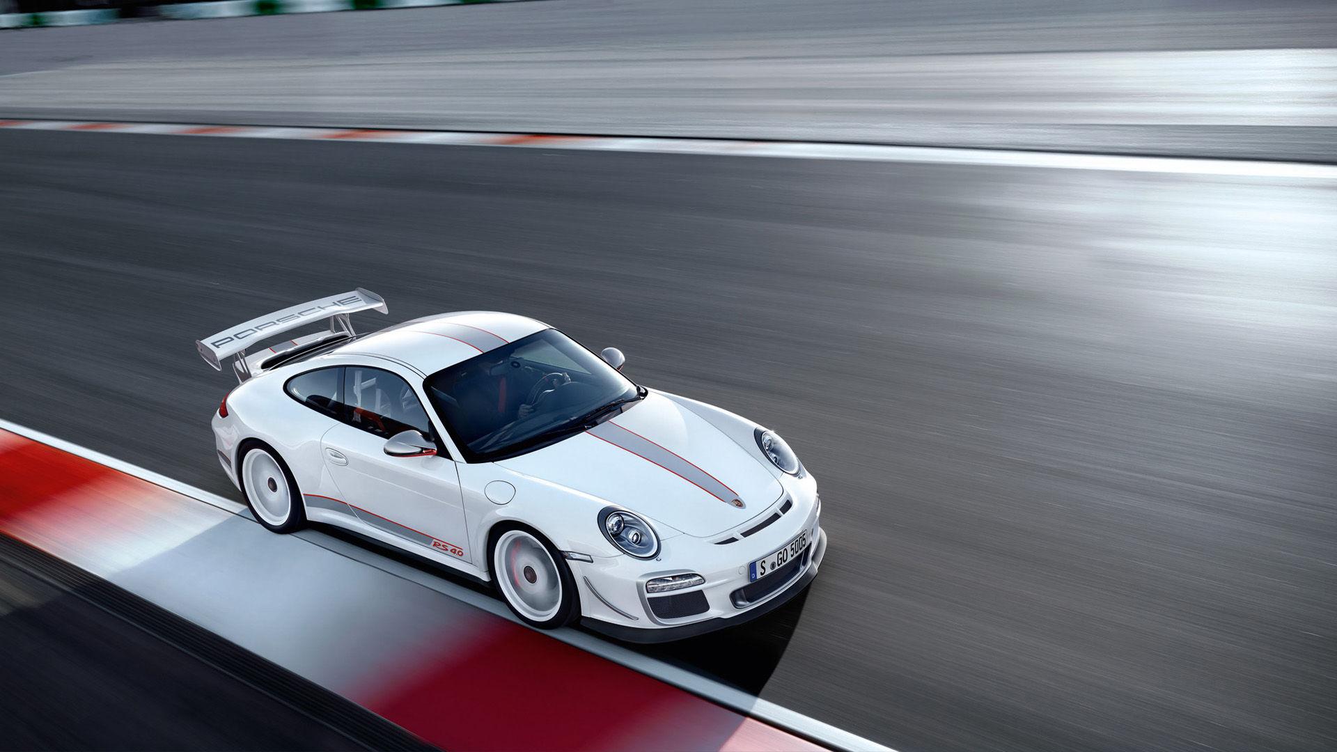 2011 Porsche 911 GT3 RS 4.0