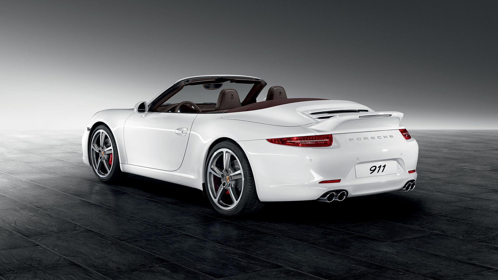 2012 Porsche 911 Carrera Aerokit Cup