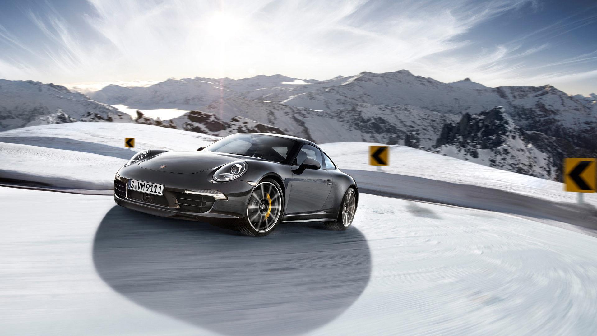 2013 Porsche 911 4S Coupe