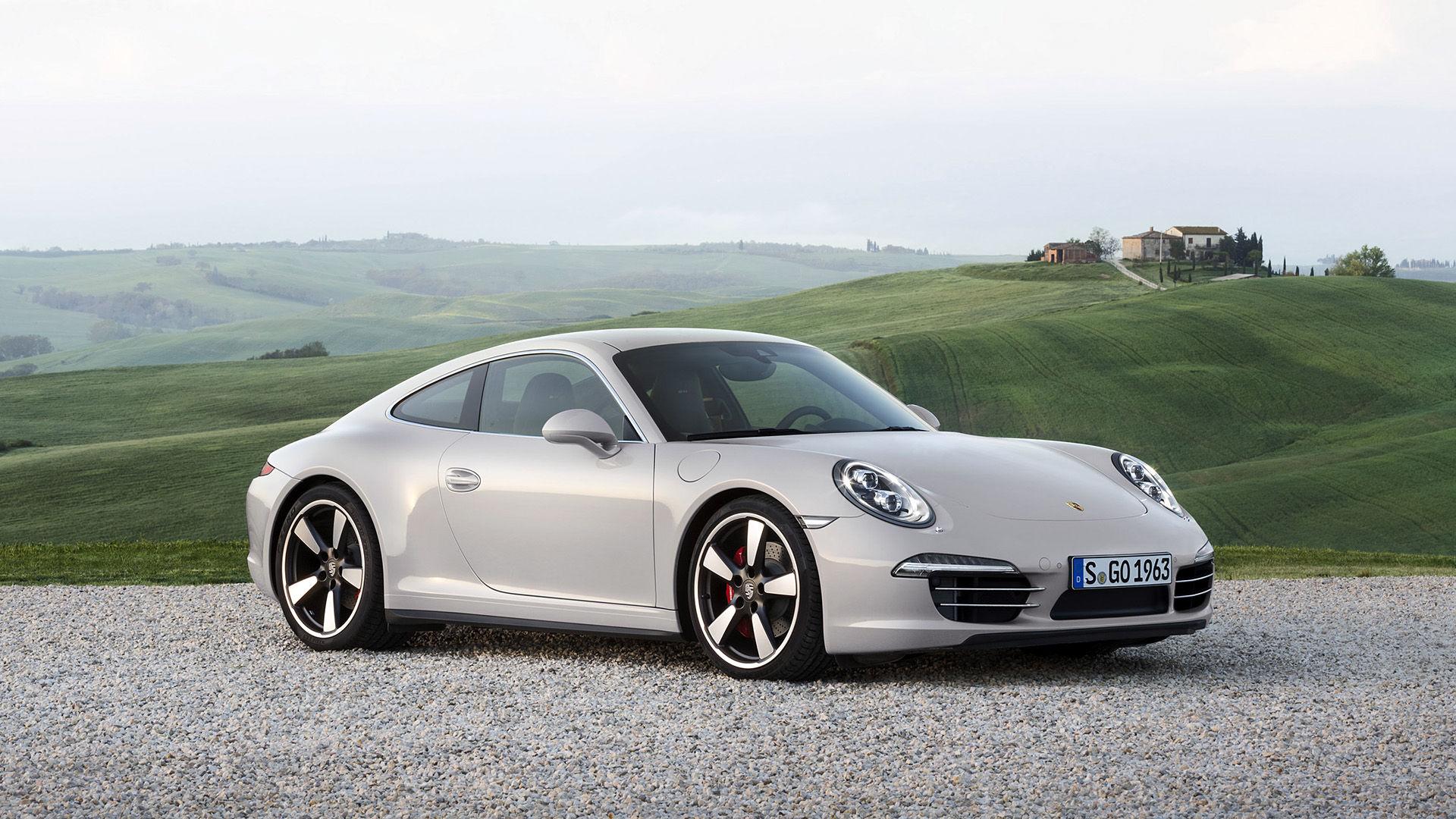 2013 Porsche 911 50th Anniversary Edition