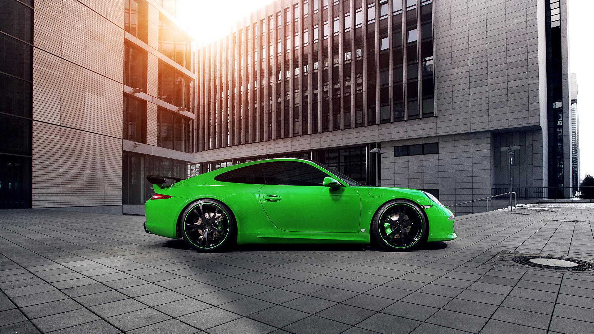 2013 Porsche 911 Carrera 4S by TechArt
