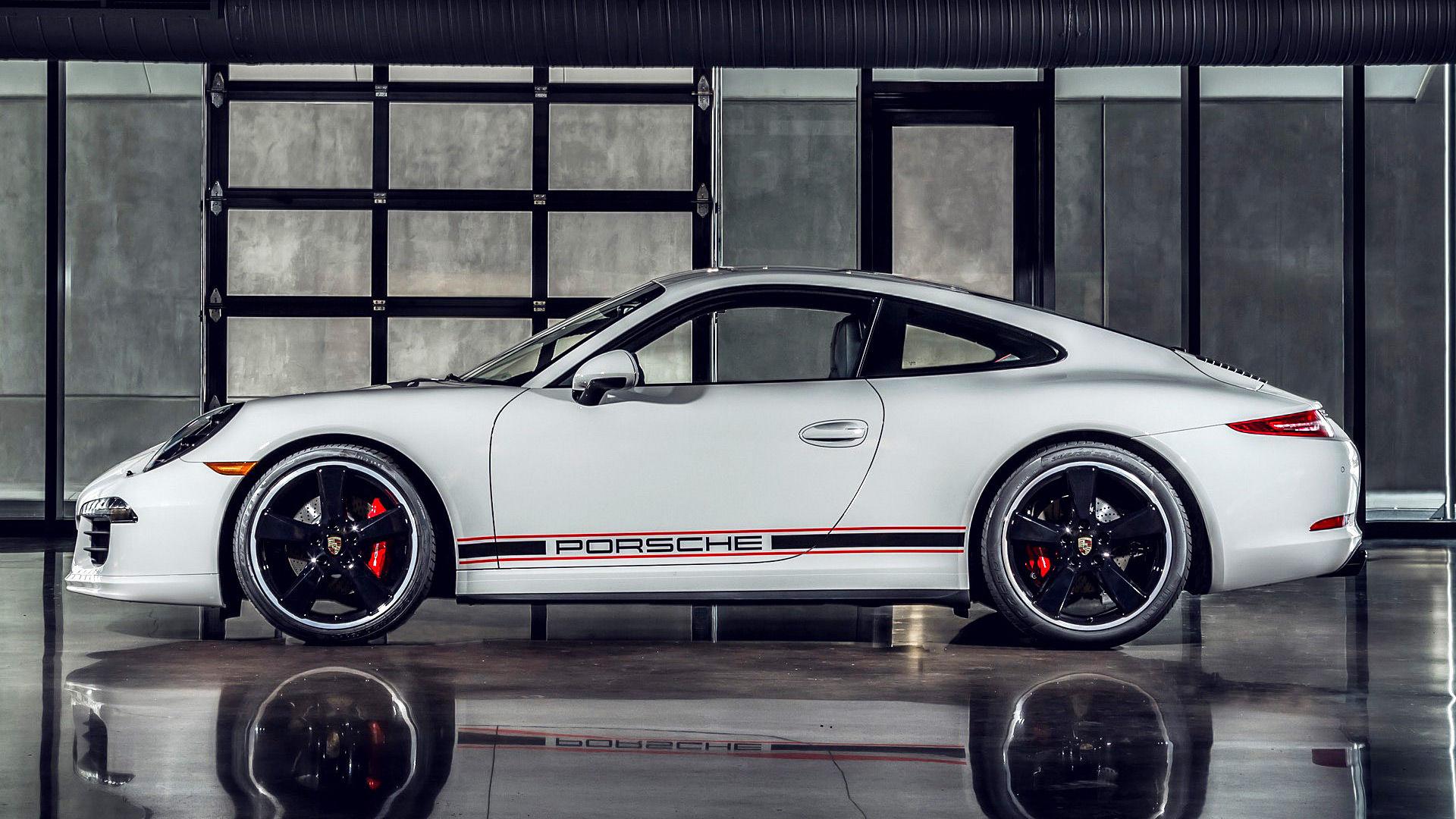 2015 Porsche 911 Rennsport Reunion