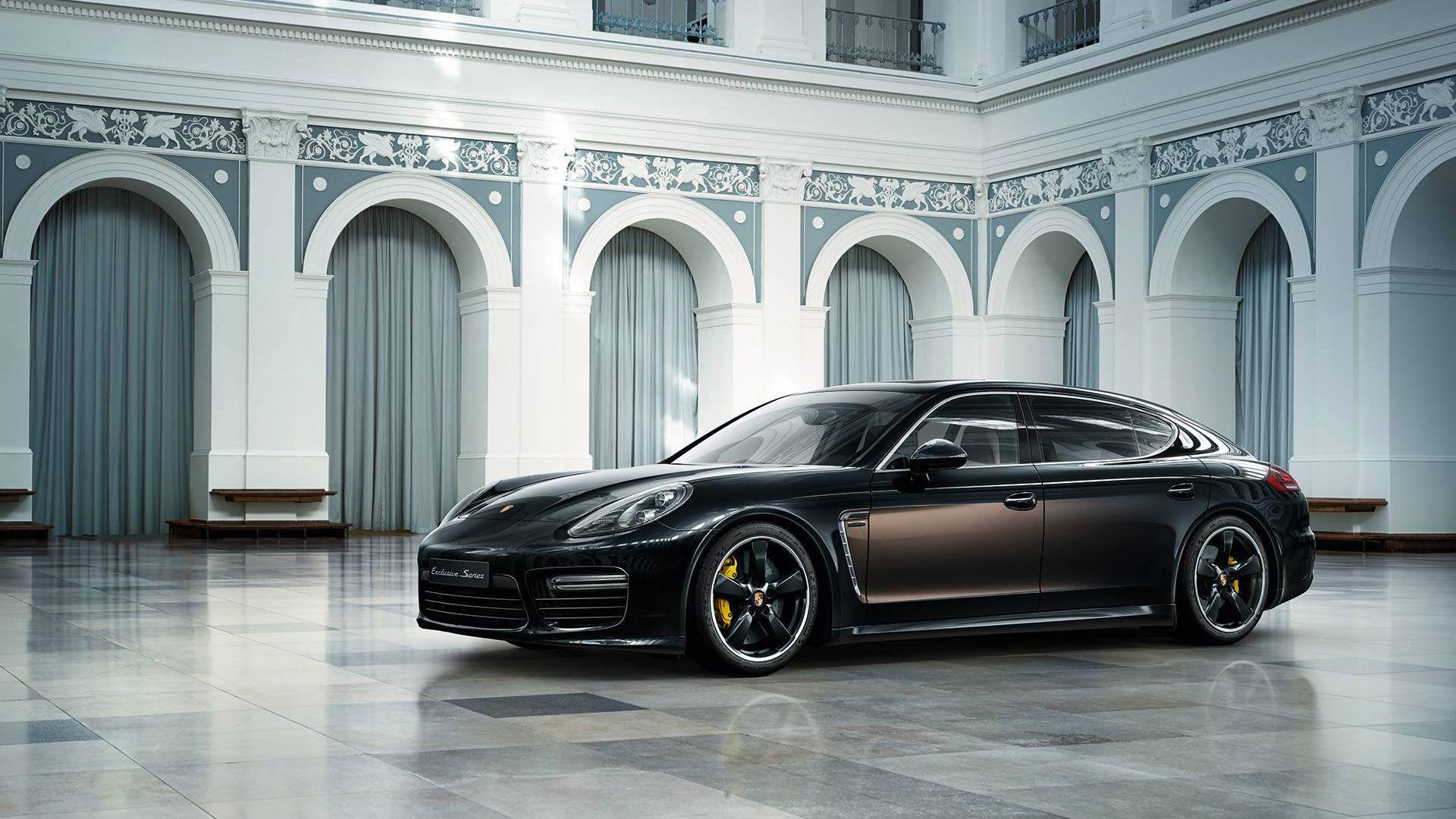 2015 Porsche Panamera Turbo S Exclusive Series