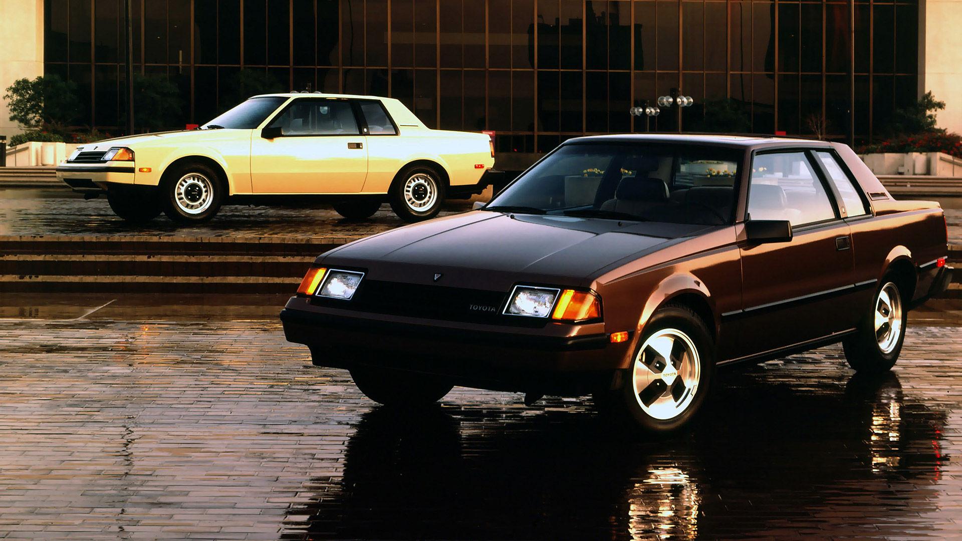 1981 Toyota Celica Coupe