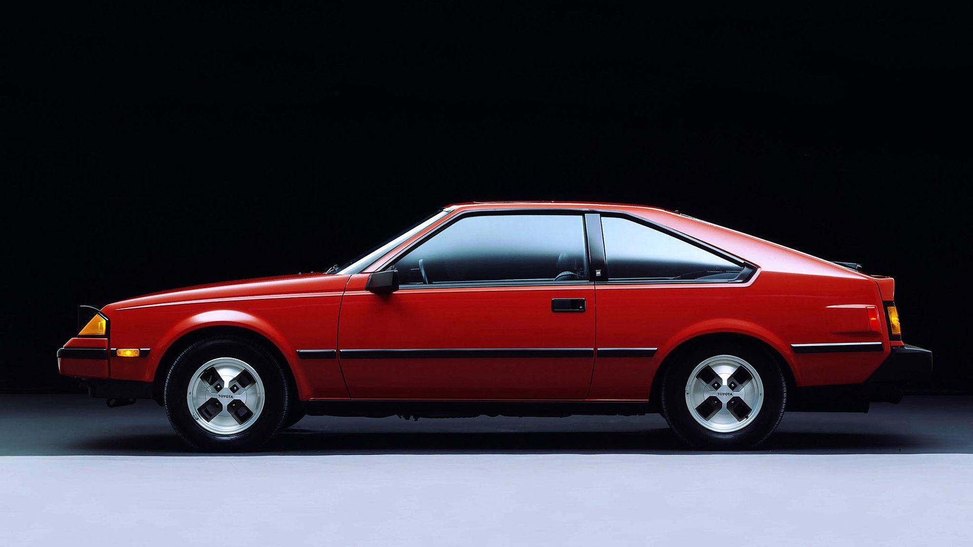 1982 Toyota Celica Liftback