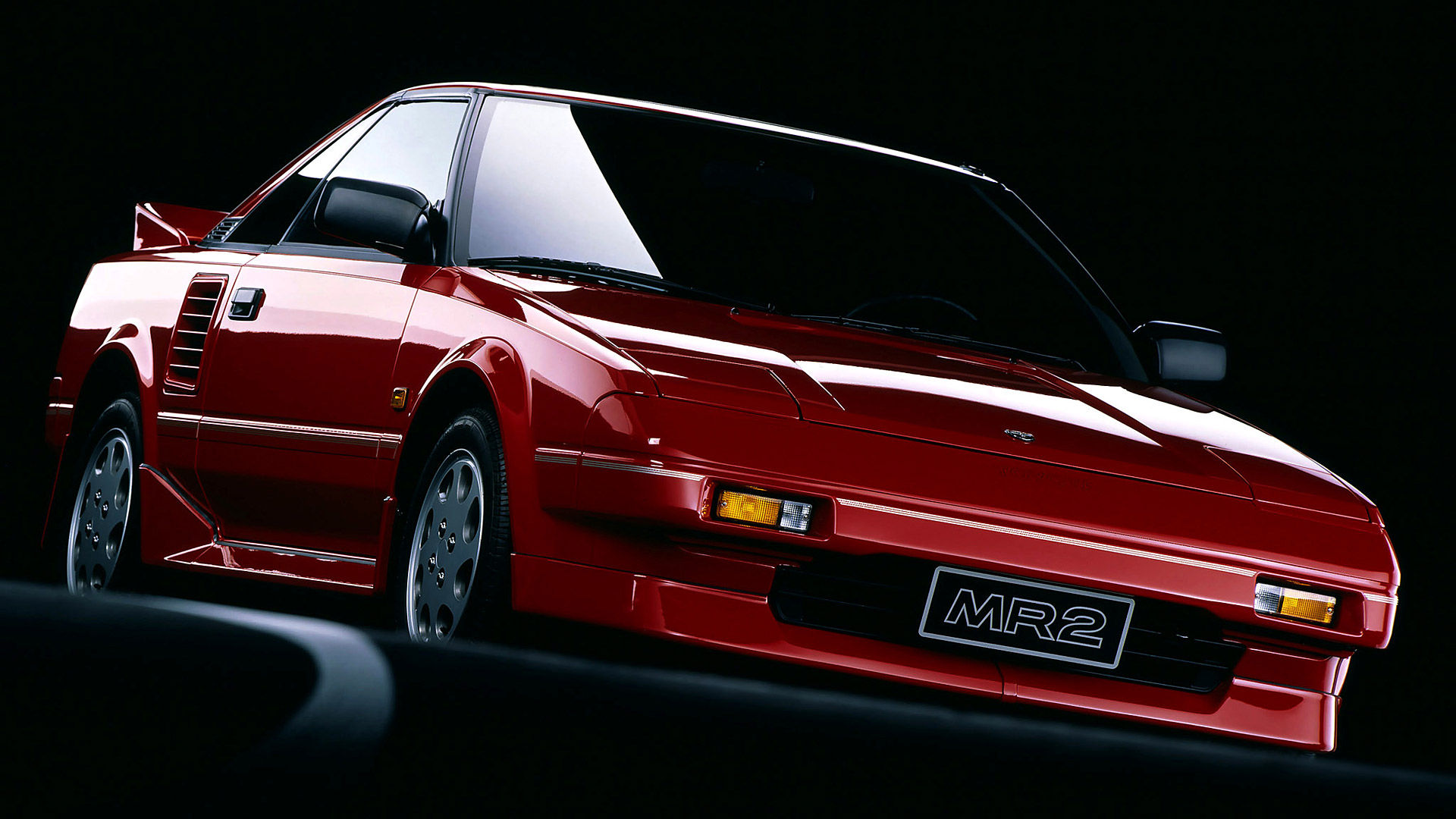 1988 Toyota MR2 SC