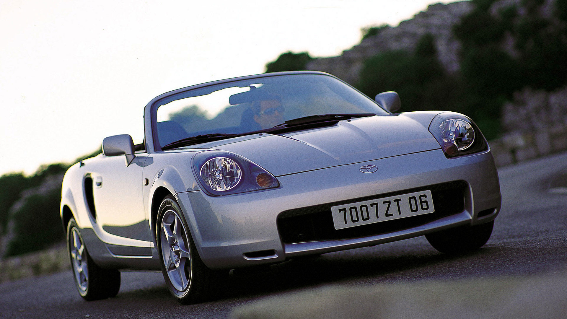 1999 Toyota MR2 Roadster