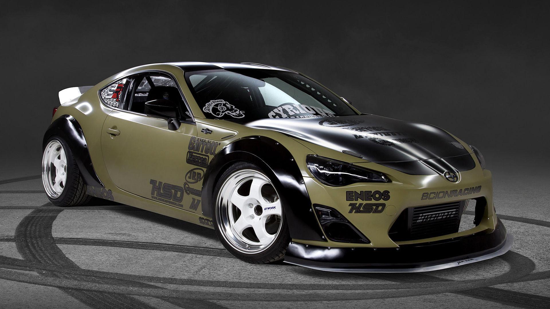 2013 Scion FR-S by Cyrious Garageworks