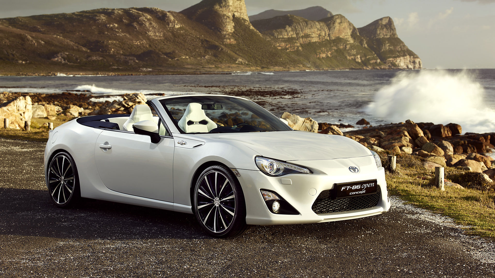 2013 Toyota FT 86 Open Concept