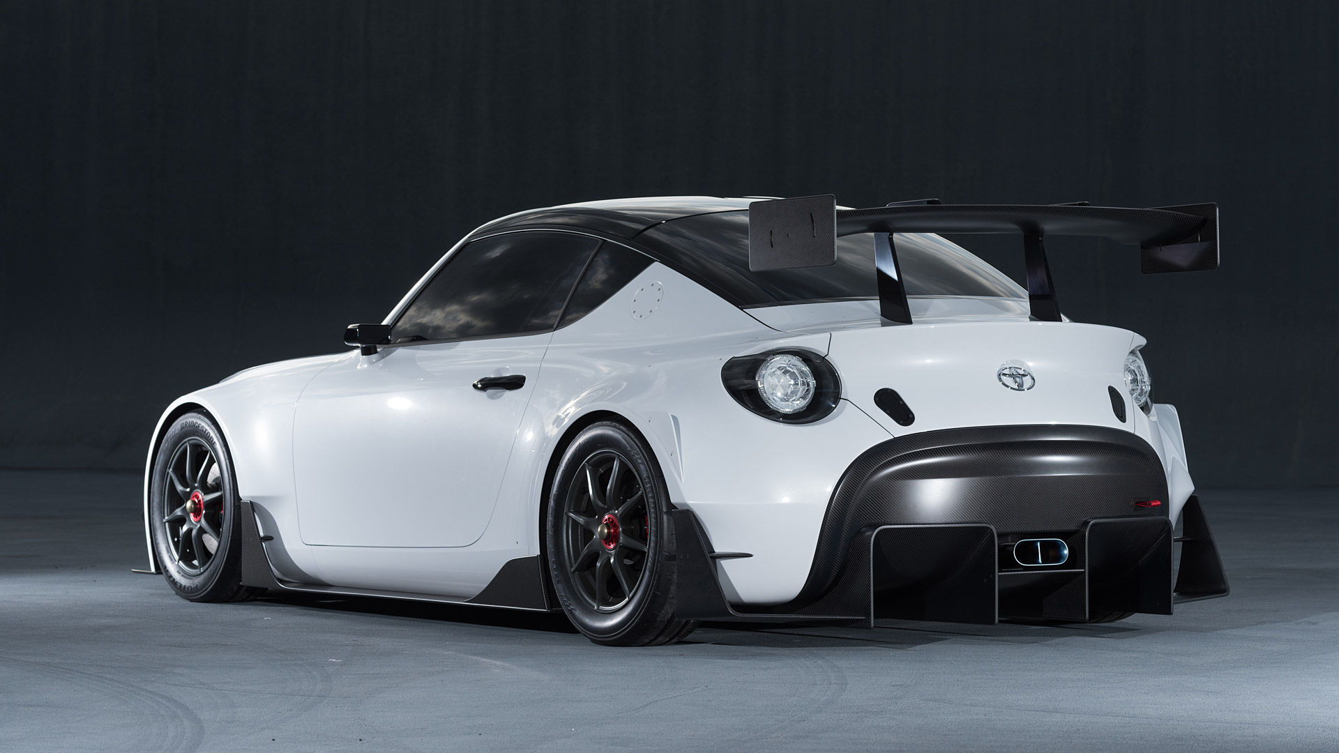 2016 Toyota S-FR Racing Concept