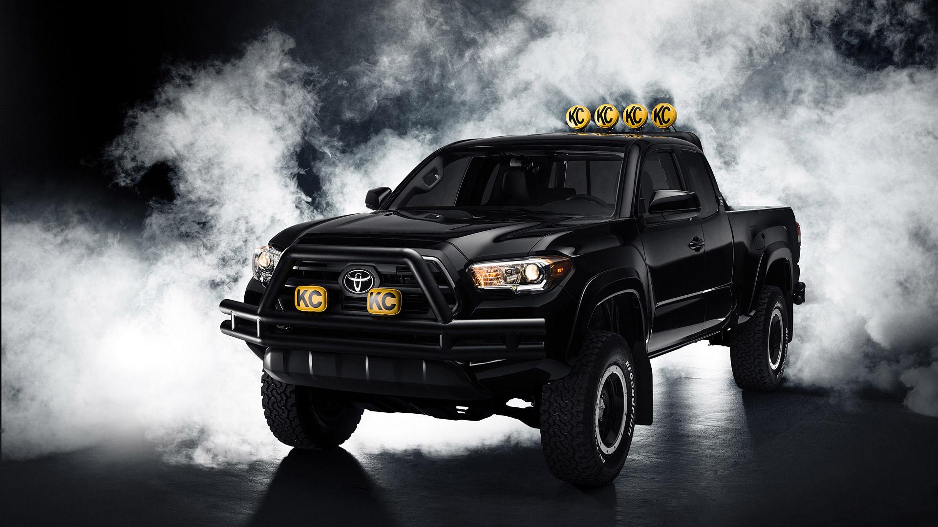 2016 Toyota Tacoma Back to the Future Concept