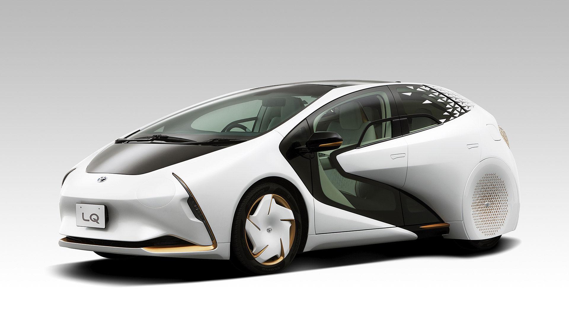 2019 Toyota LQ Concept