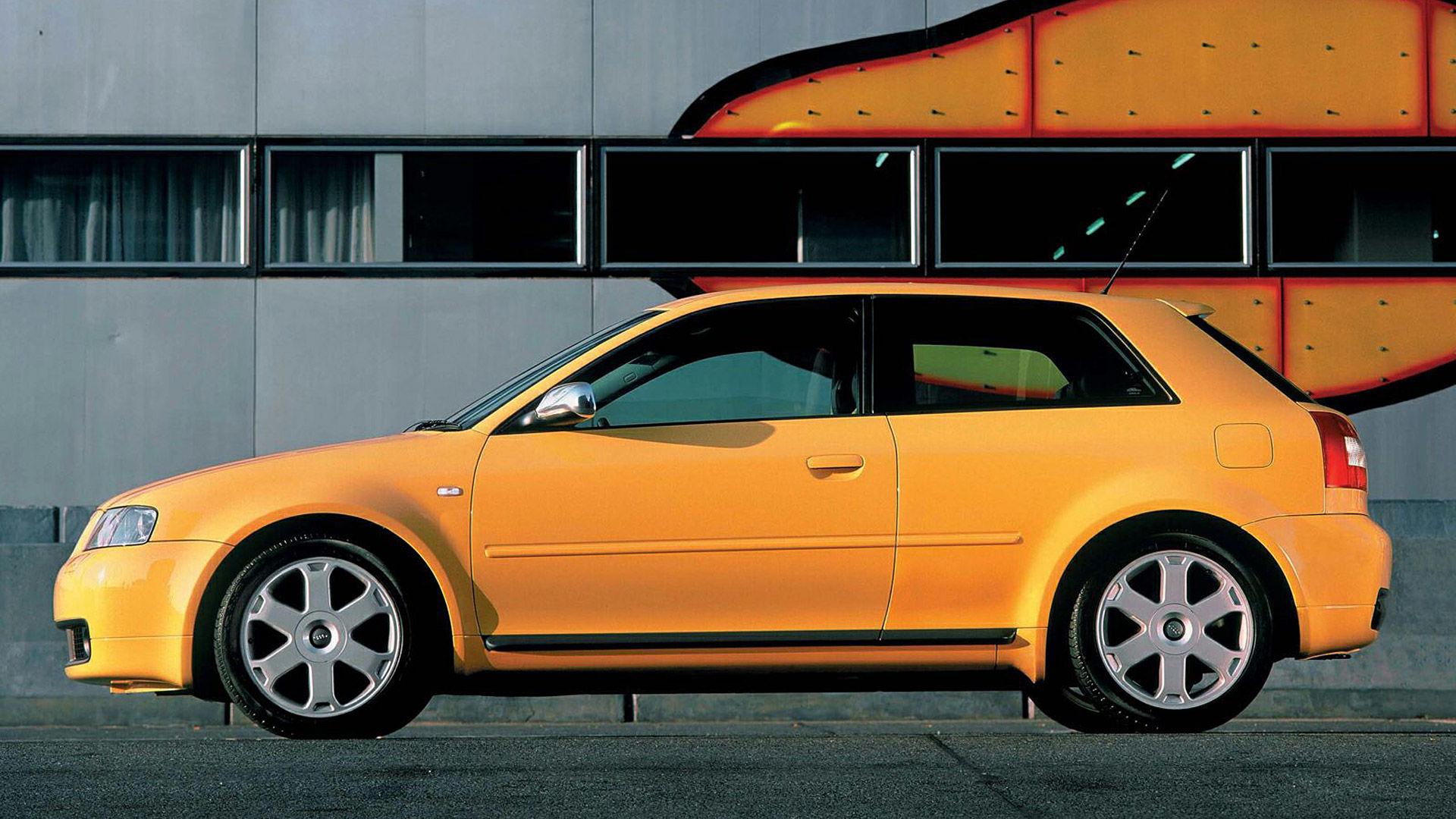 2001 Audi S3