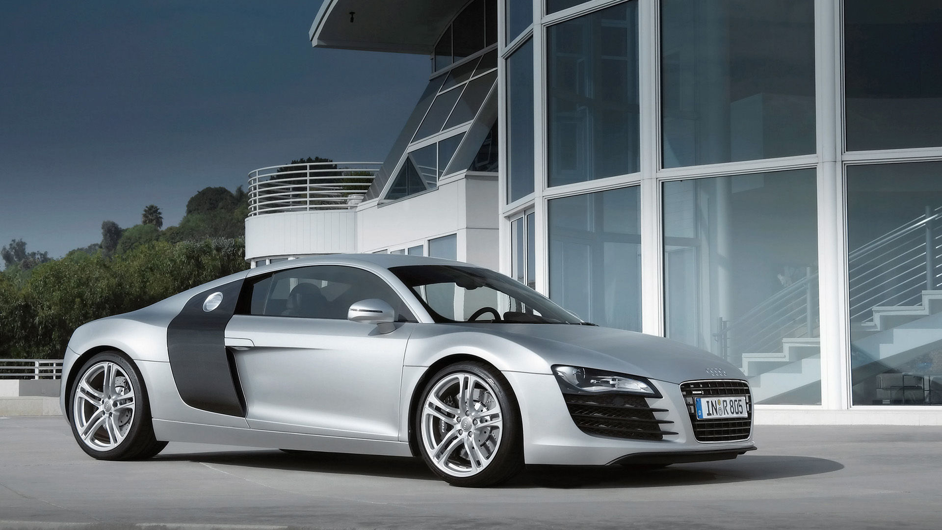 Kekurangan Audi R8 2007 Tangguh