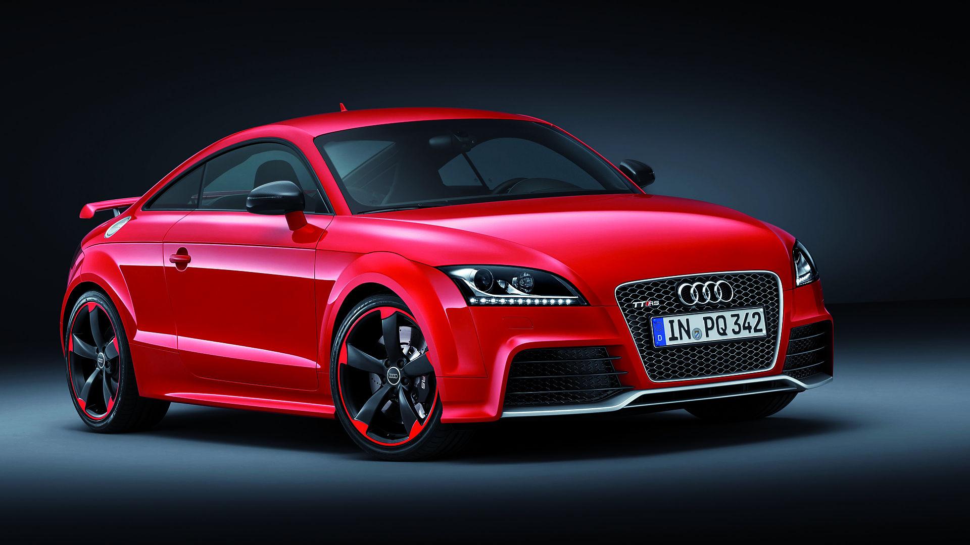 2013 Audi TT-RS Plus