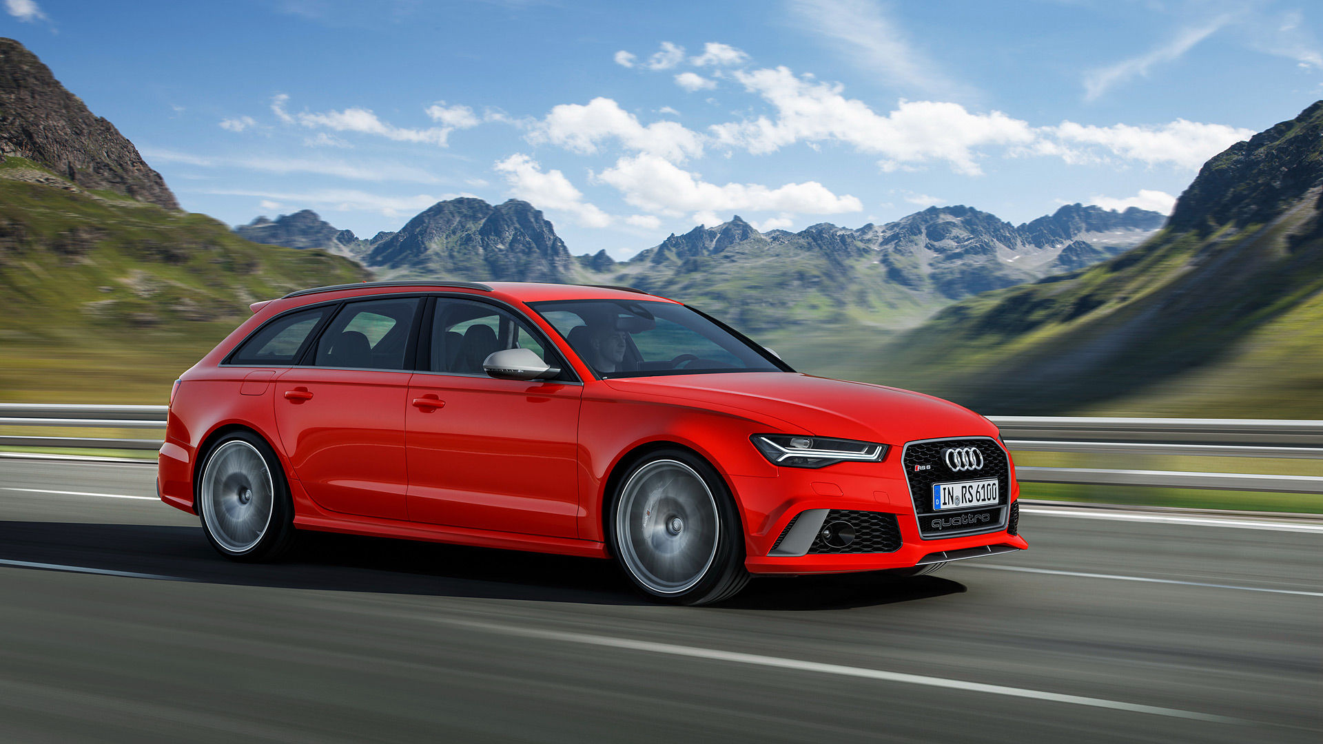 2016 Audi RS6 Avant Performance