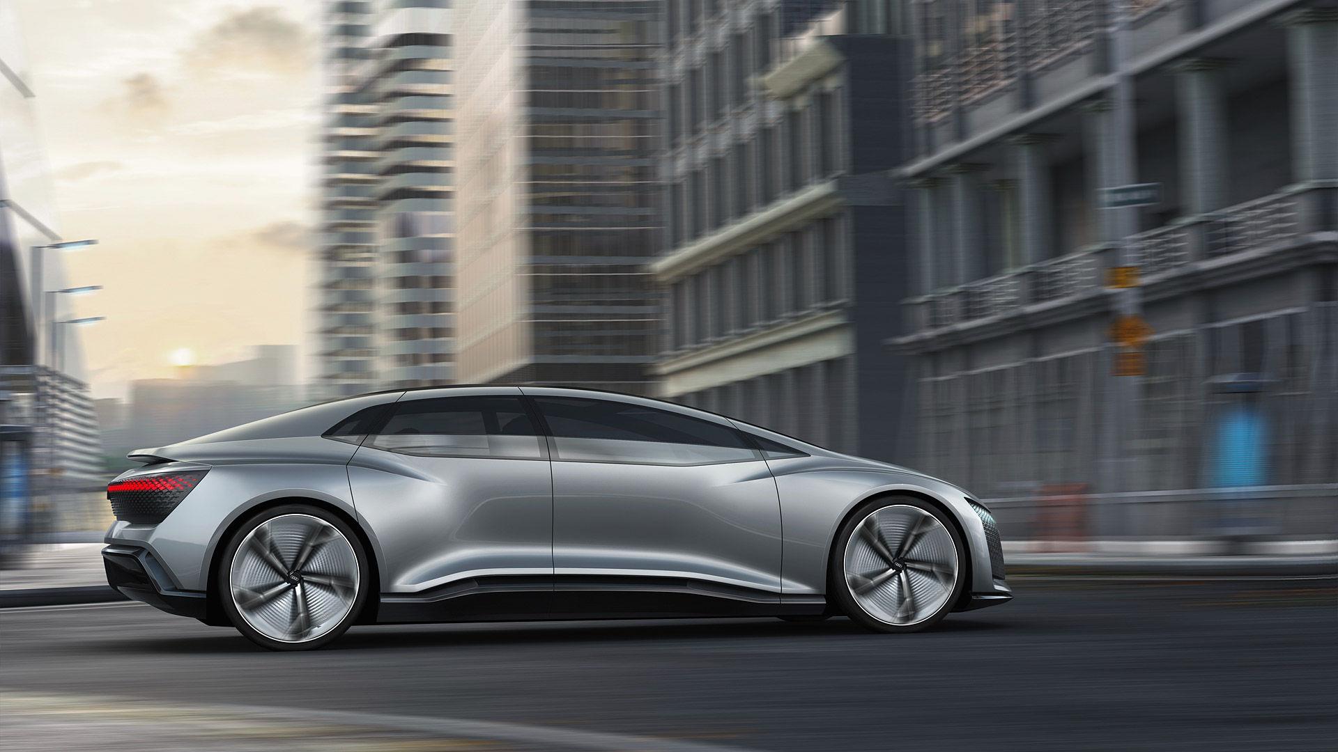2017 Audi Aicon Concept