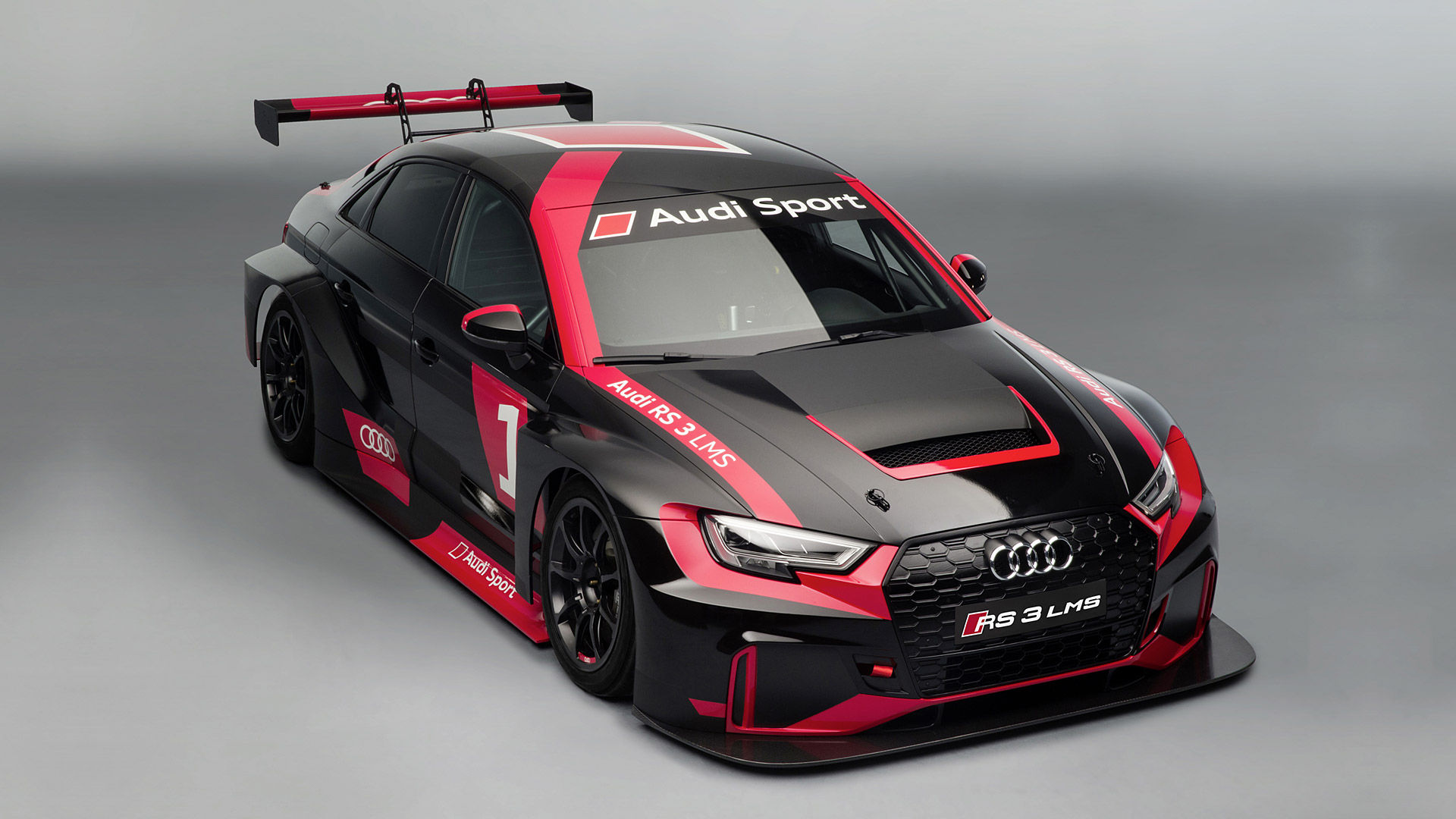 2017 Audi RS3 LMS