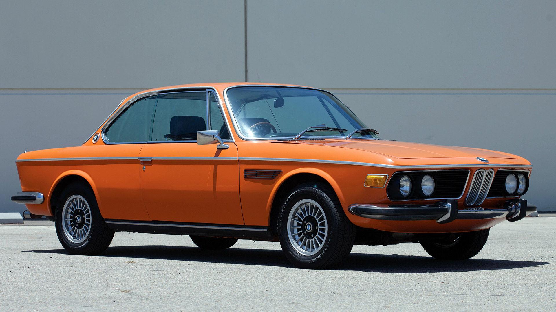 1971 BMW 3.0 CSi E9