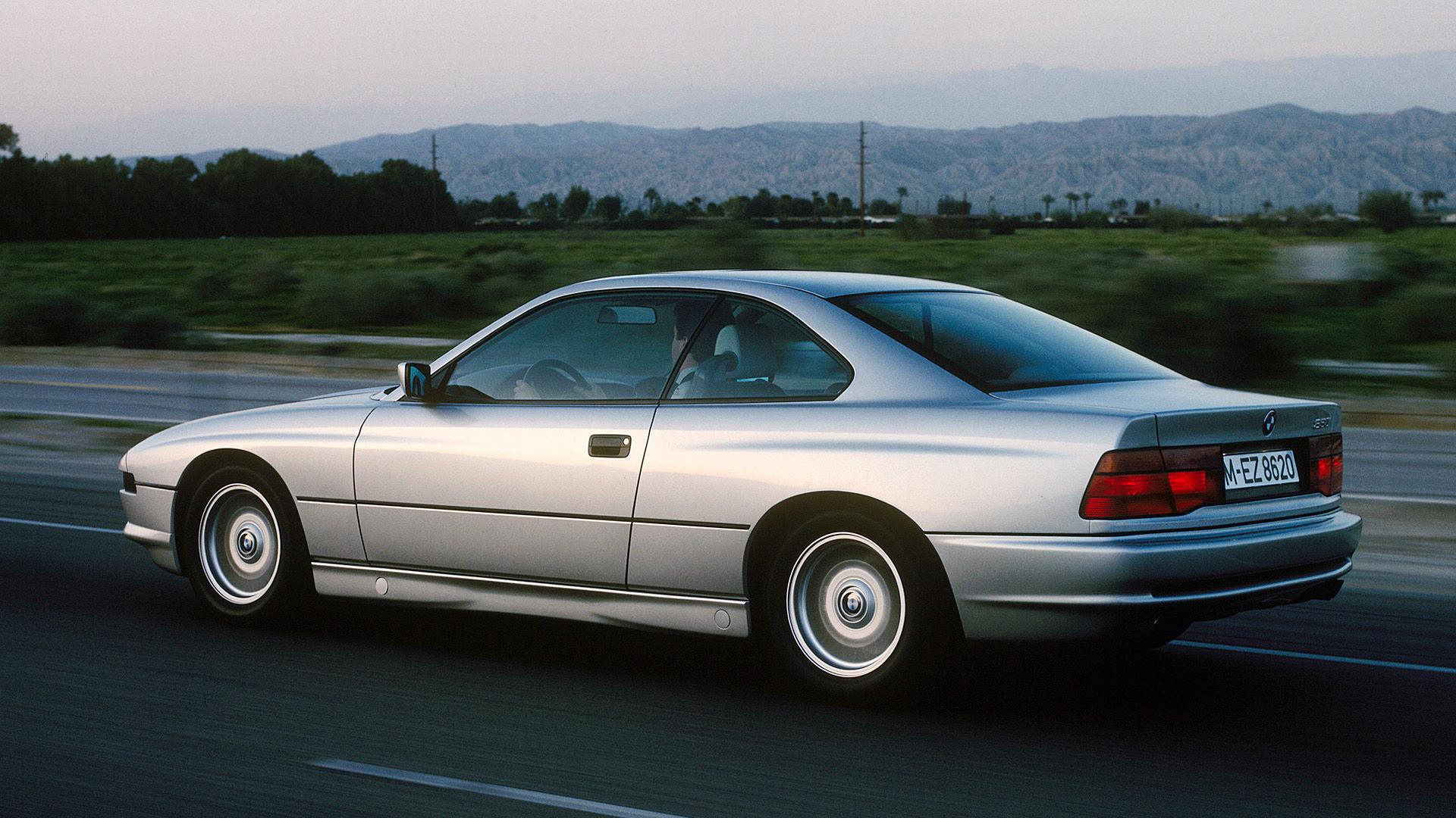 1989 BMW 8-Series