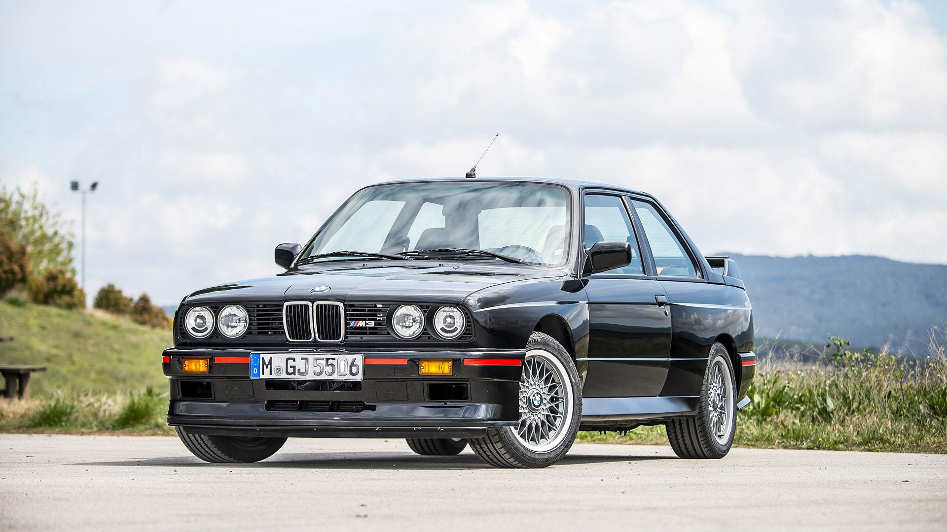 1989 BMW M3 Sport Evolution