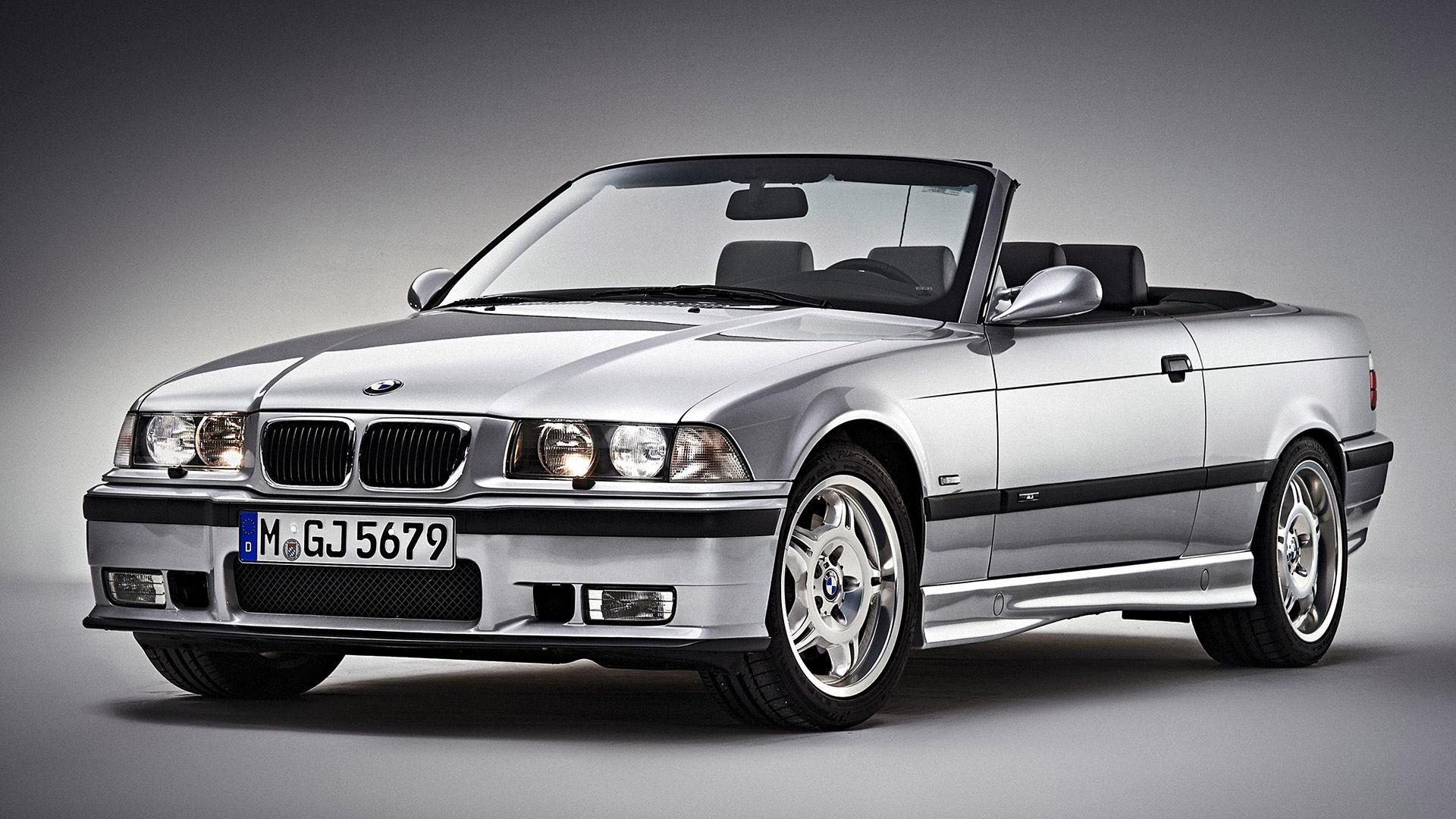 1994 BMW M3 Cabrio
