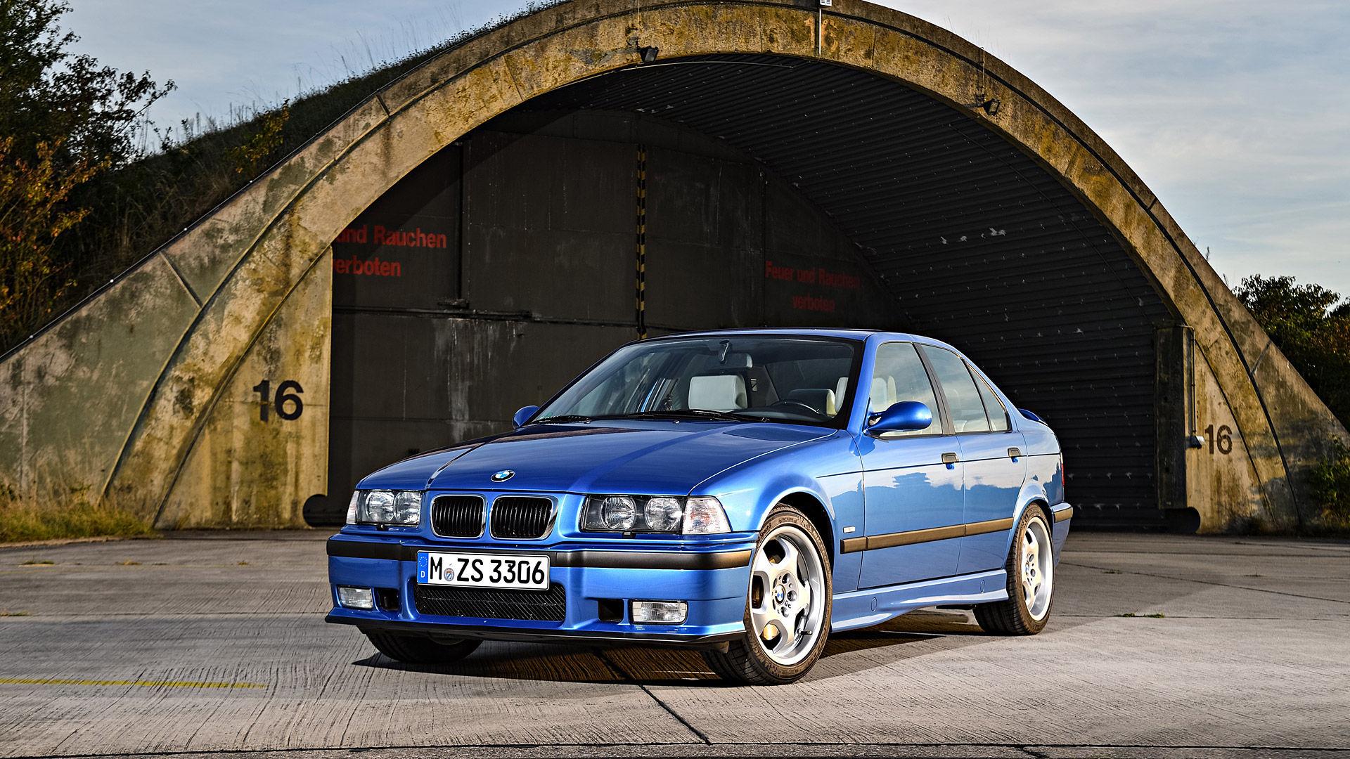 1994 BMW M3 Sedan