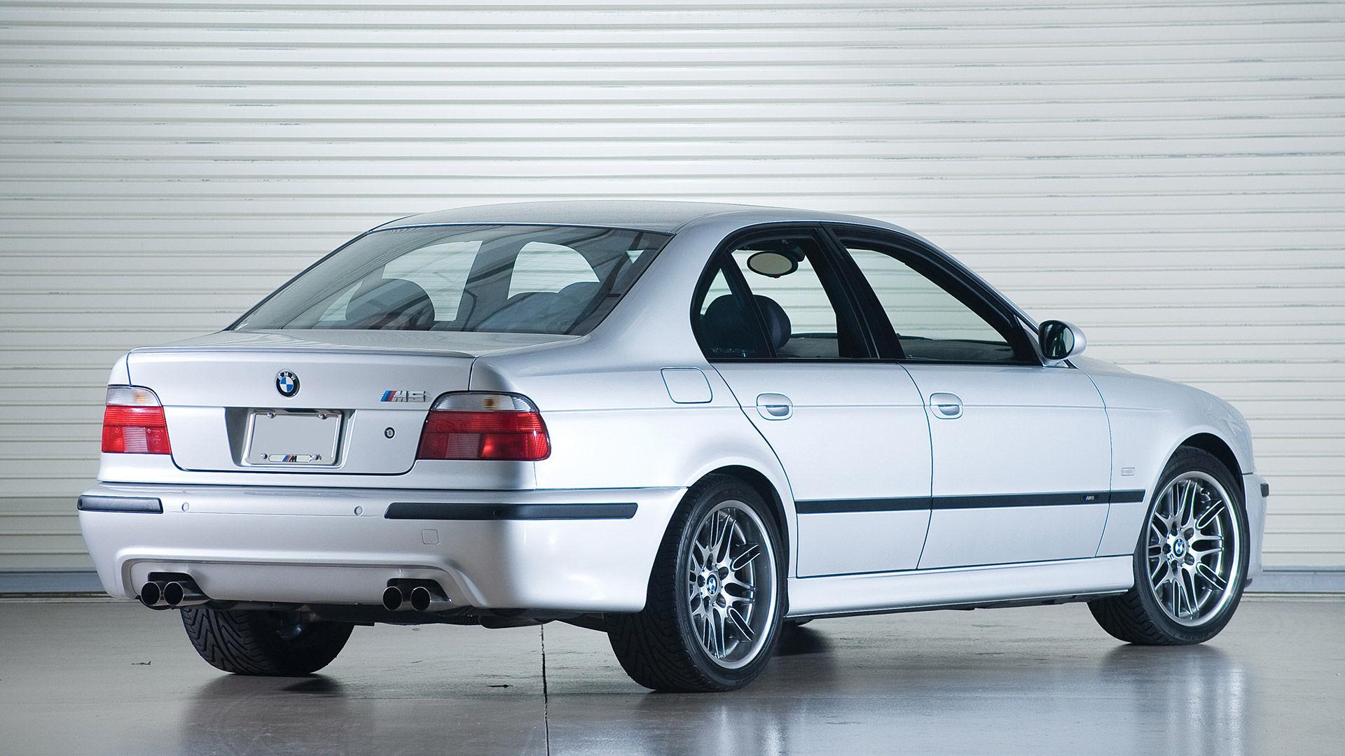 1998 BMW M5
