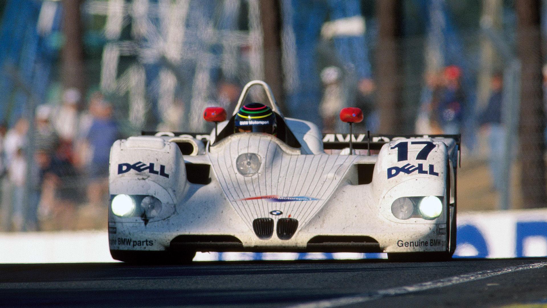 1999 BMW V12 LMR