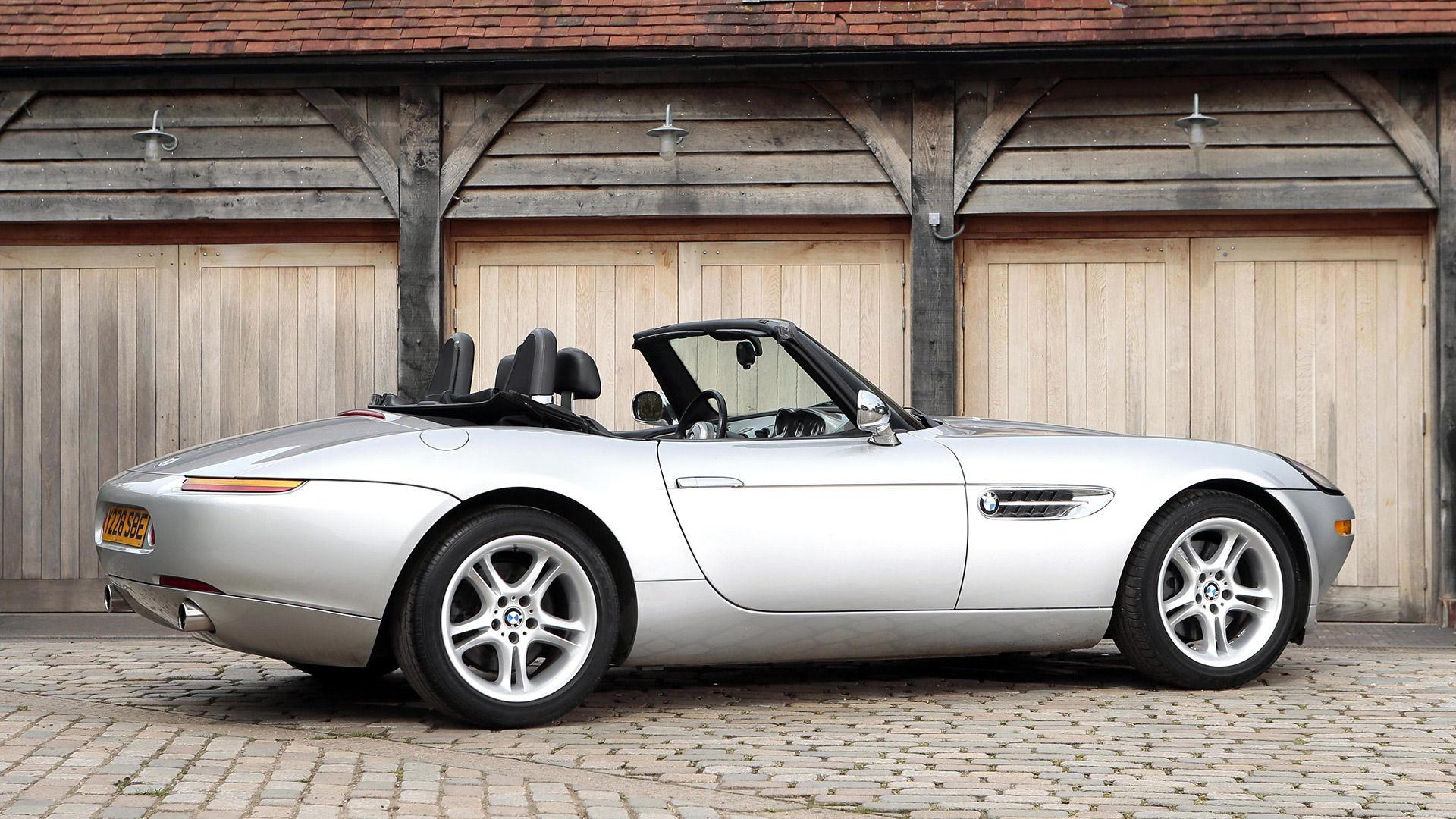 2000 BMW Z8 Hardtop