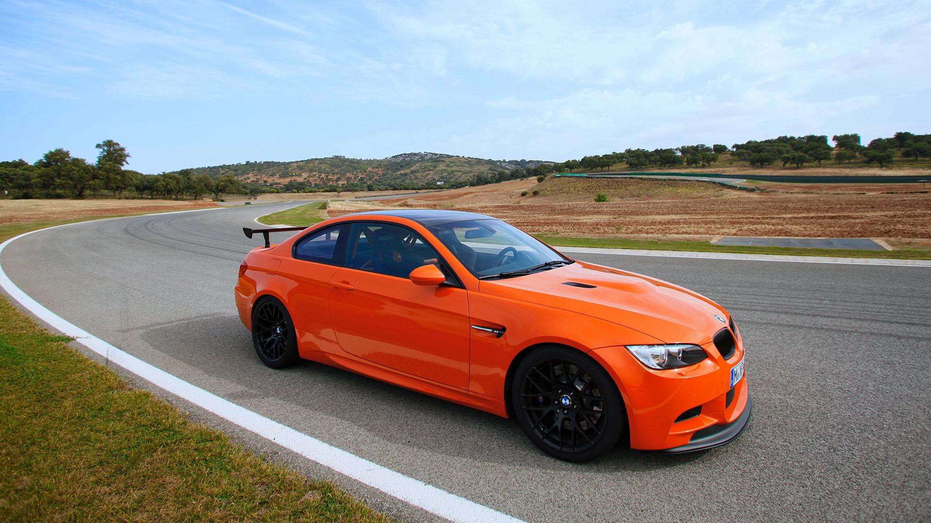 2009 BMW M3 GTS
