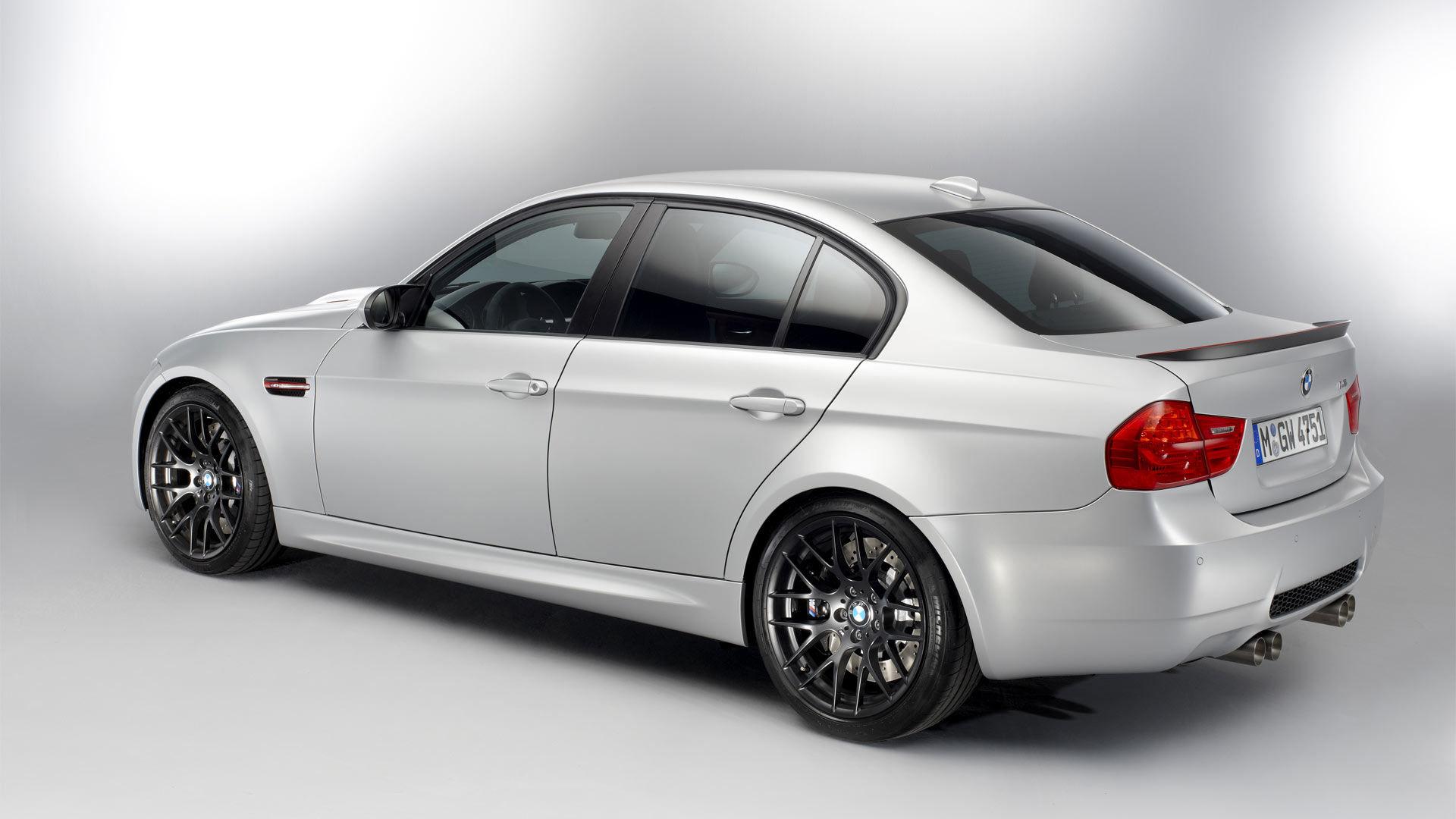 2011 BMW M3 CTR