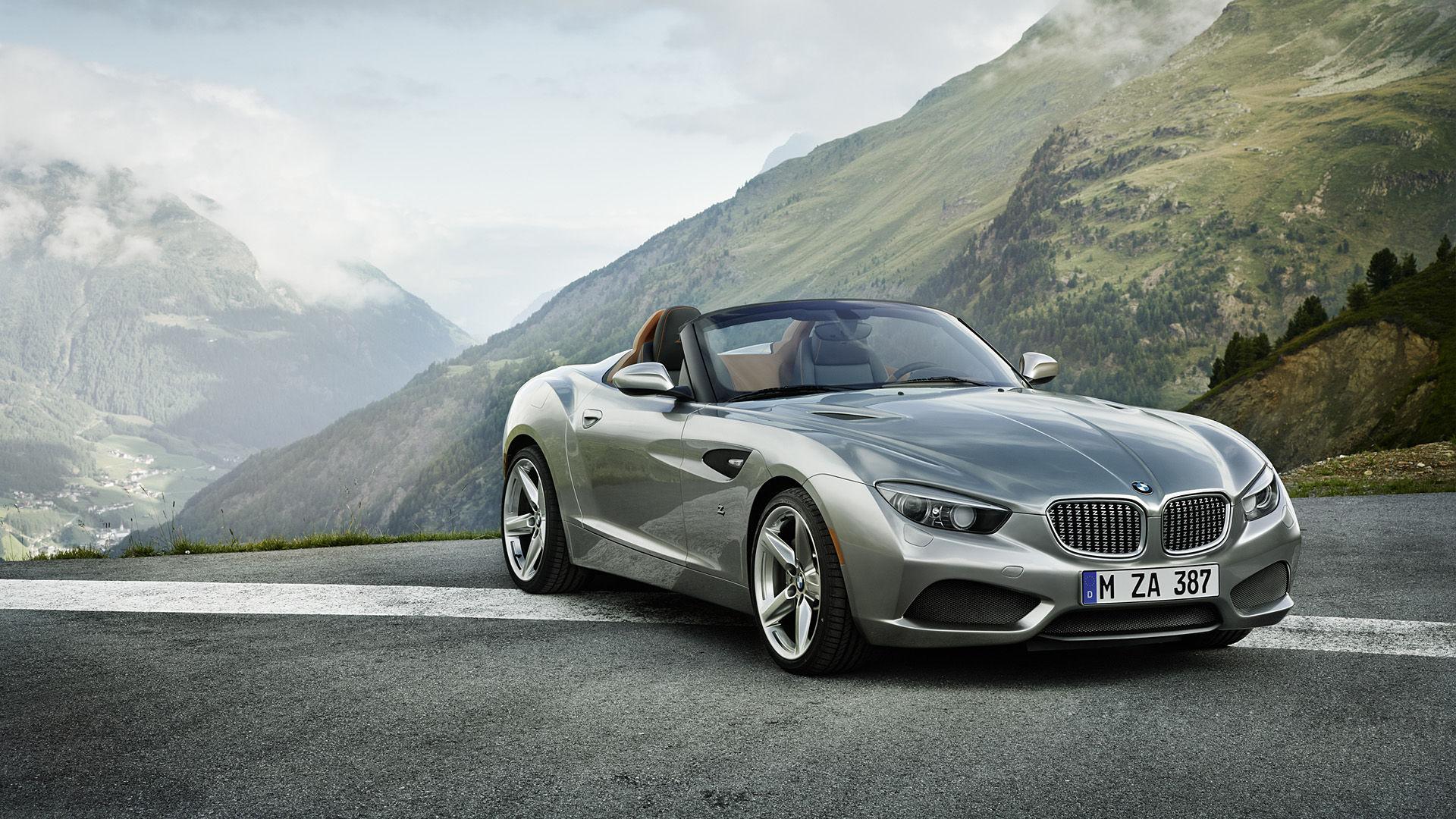 2012 BMW Zagato Roadster Concept
