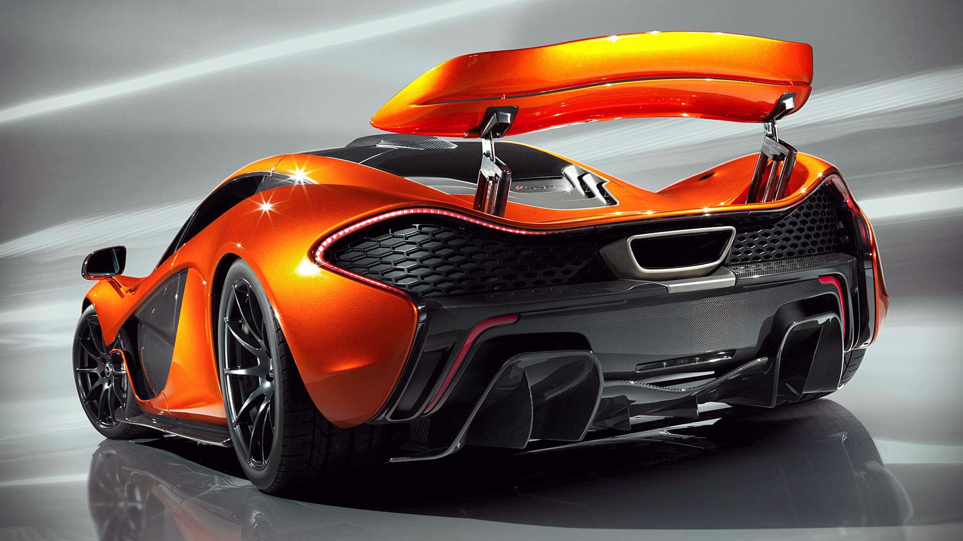 McLaren P1 Concept 2012